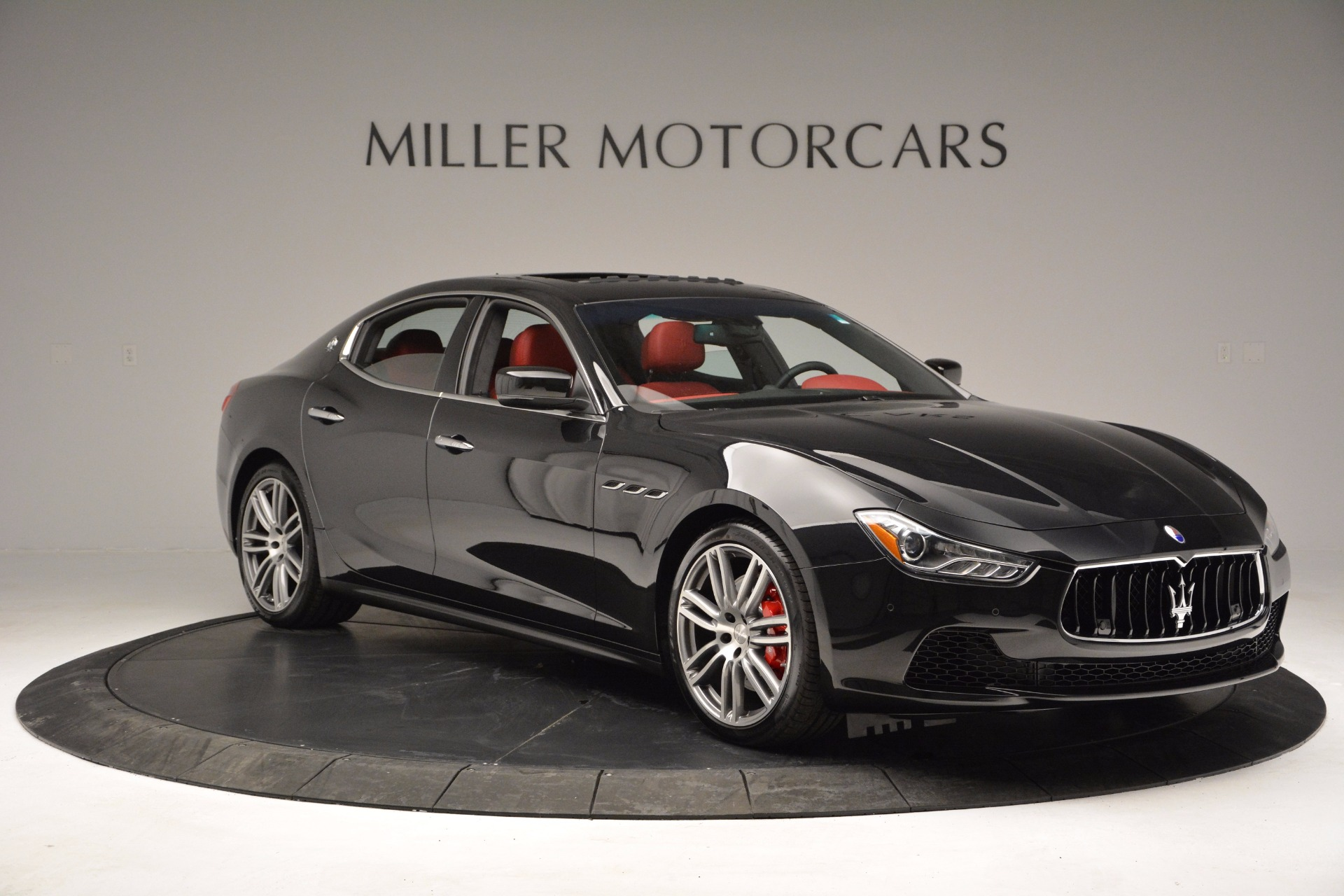 New 2017 Maserati Ghibli S Q4 For Sale In Westport, CT 1037_p12