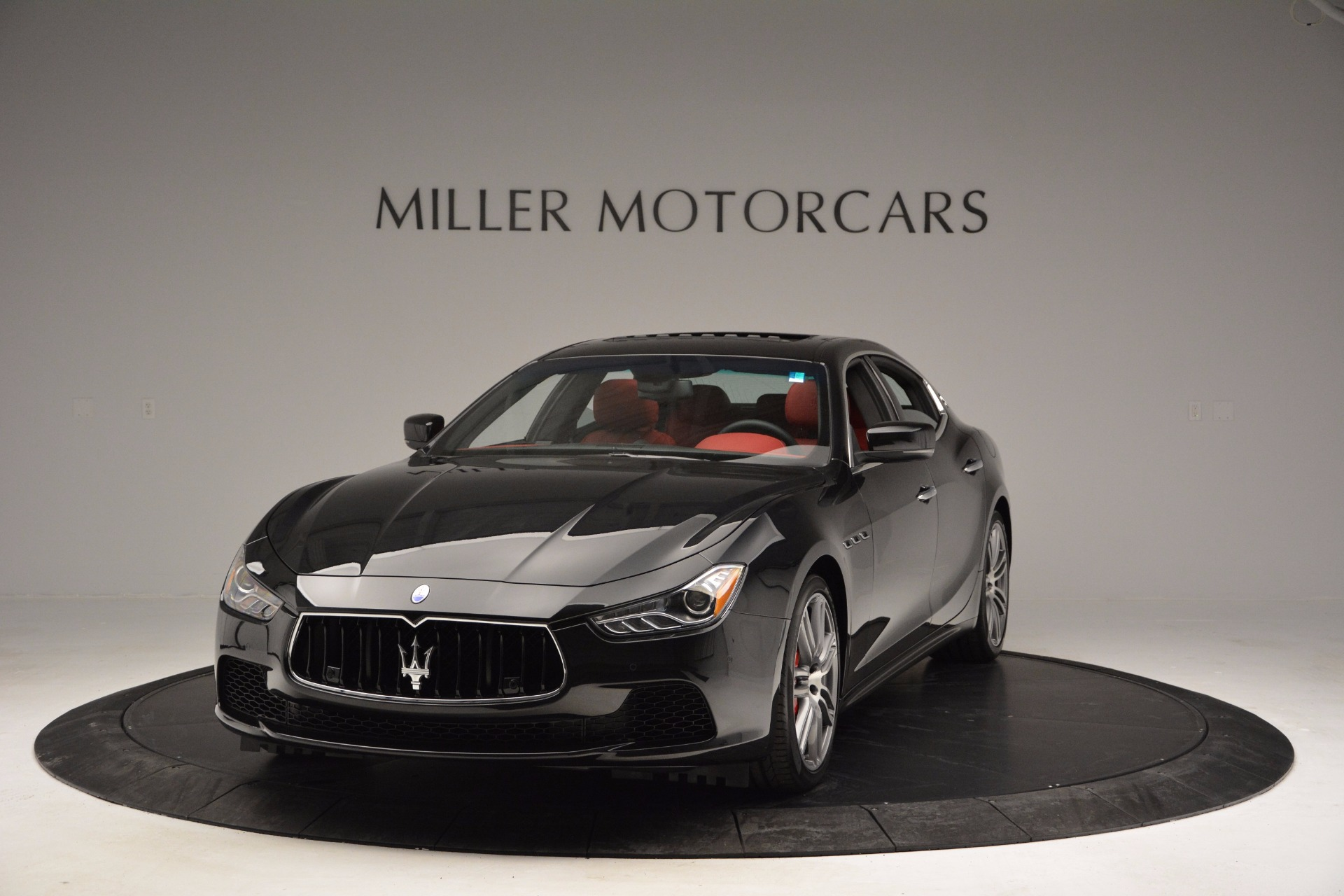 New 2017 Maserati Ghibli S Q4 For Sale In Westport, CT 1037_p14
