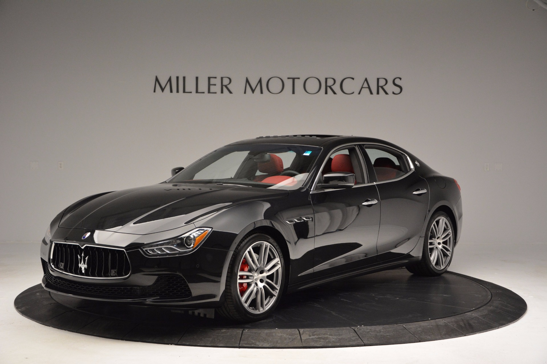 New 2017 Maserati Ghibli S Q4 For Sale In Westport, CT 1037_p15