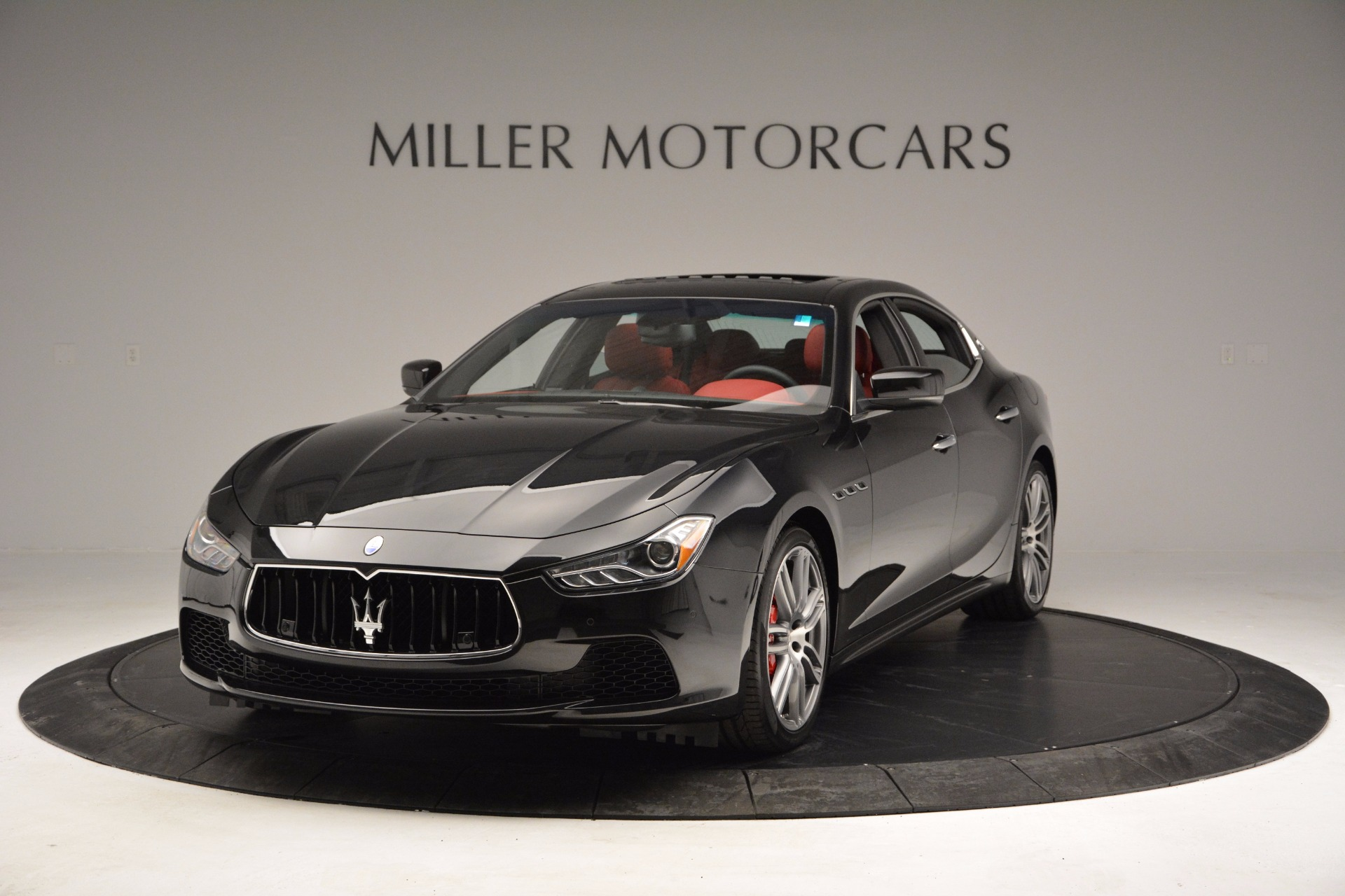 New 2017 Maserati Ghibli S Q4 For Sale In Westport, CT 1037_p16