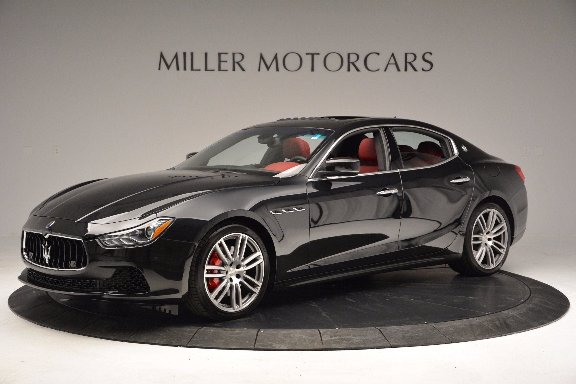 New 2017 Maserati Ghibli S Q4 For Sale In Westport, CT 1037_p17