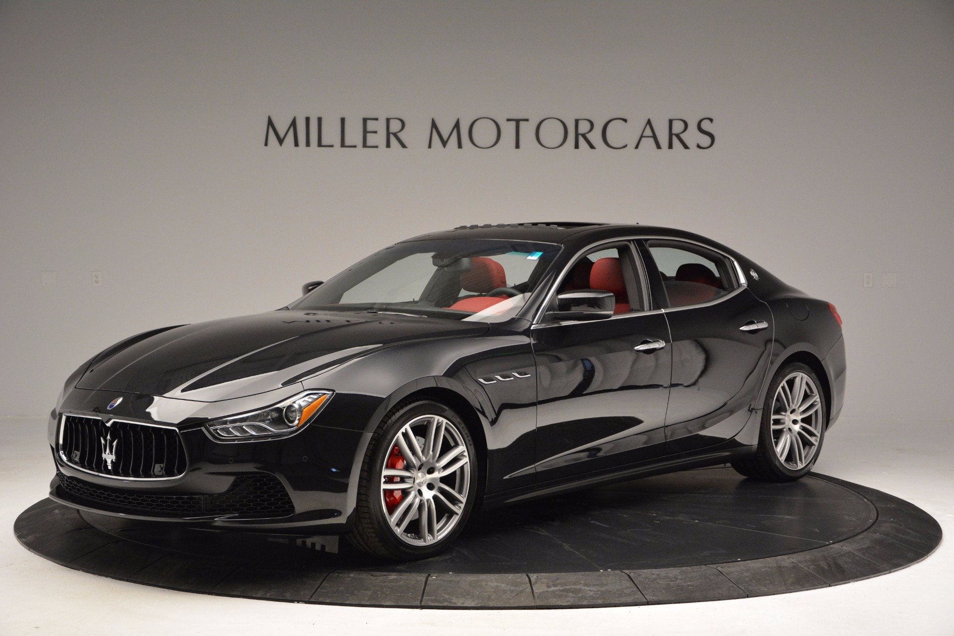 New 2017 Maserati Ghibli S Q4 For Sale In Westport, CT 1037_p2