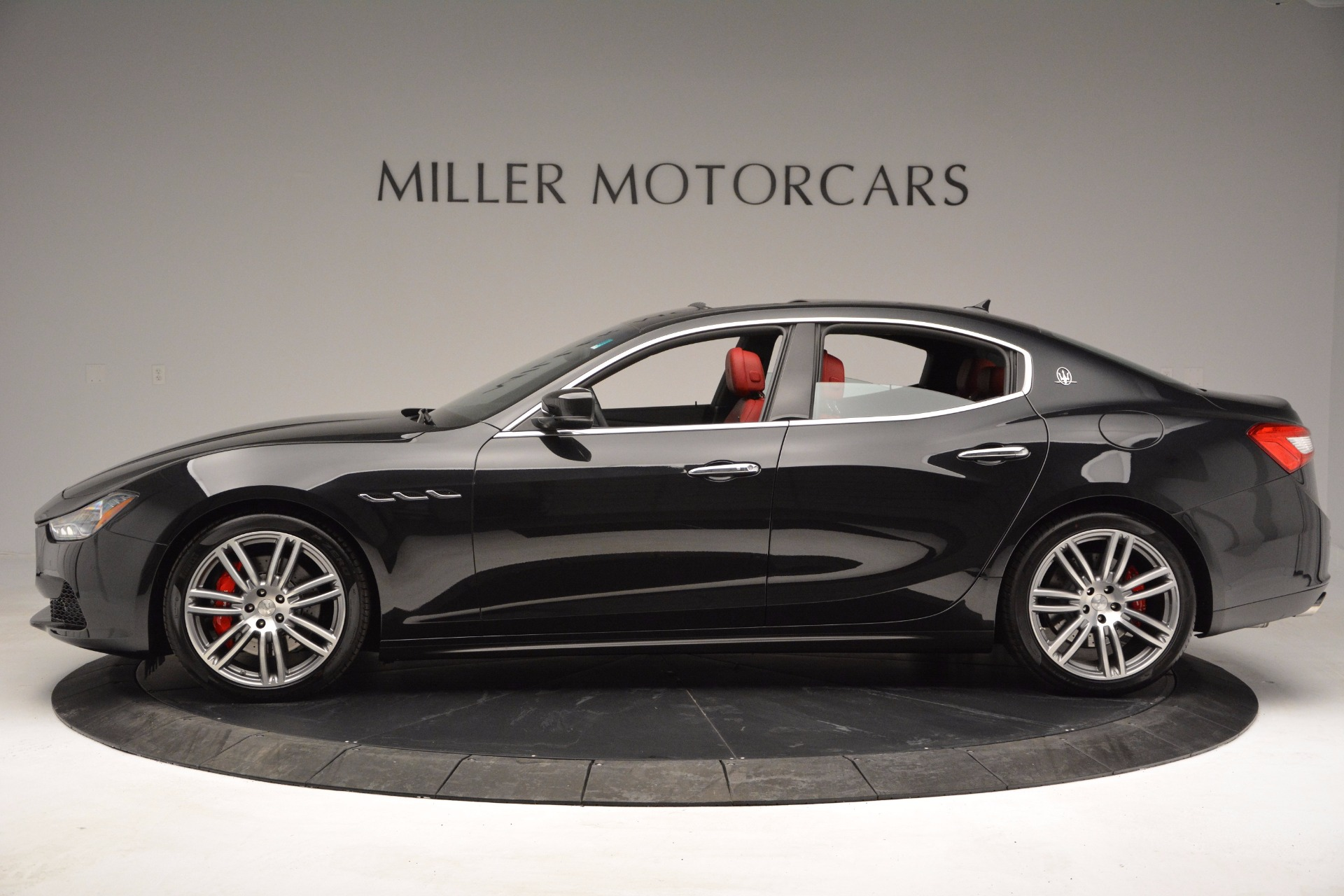 New 2017 Maserati Ghibli S Q4 For Sale In Westport, CT 1037_p4