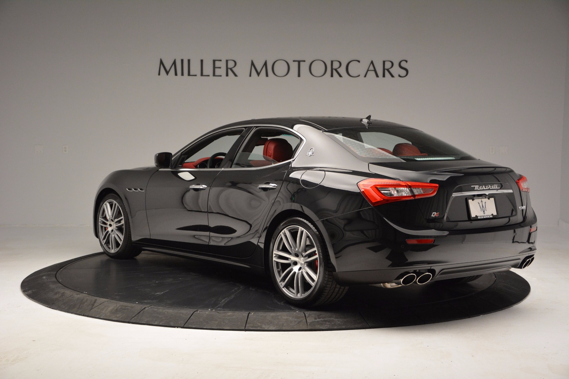 New 2017 Maserati Ghibli S Q4 For Sale In Westport, CT 1037_p6