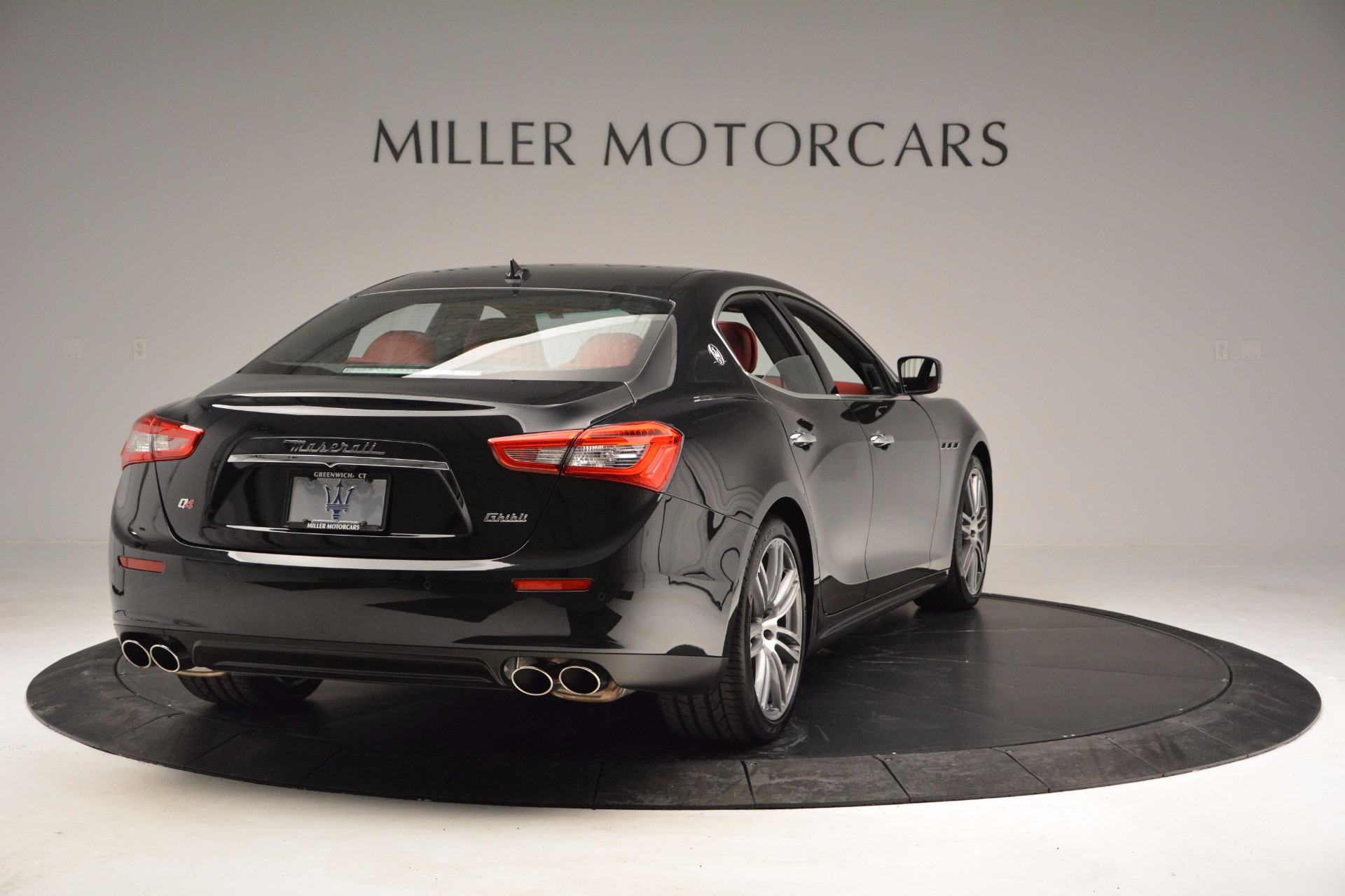 New 2017 Maserati Ghibli S Q4 For Sale In Westport, CT 1037_p8