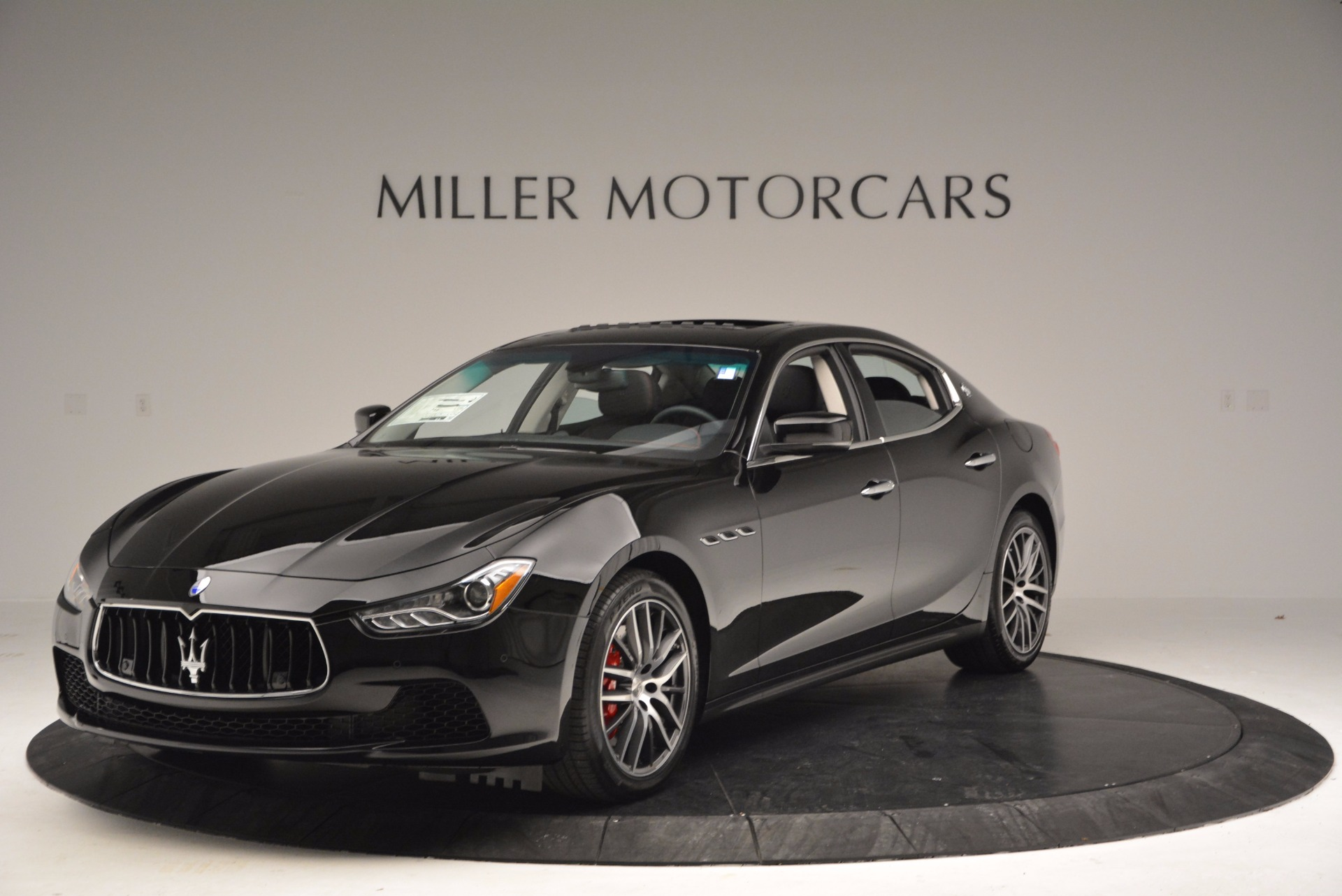 New 2017 Maserati Ghibli S Q4 For Sale In Westport, CT 1038_main