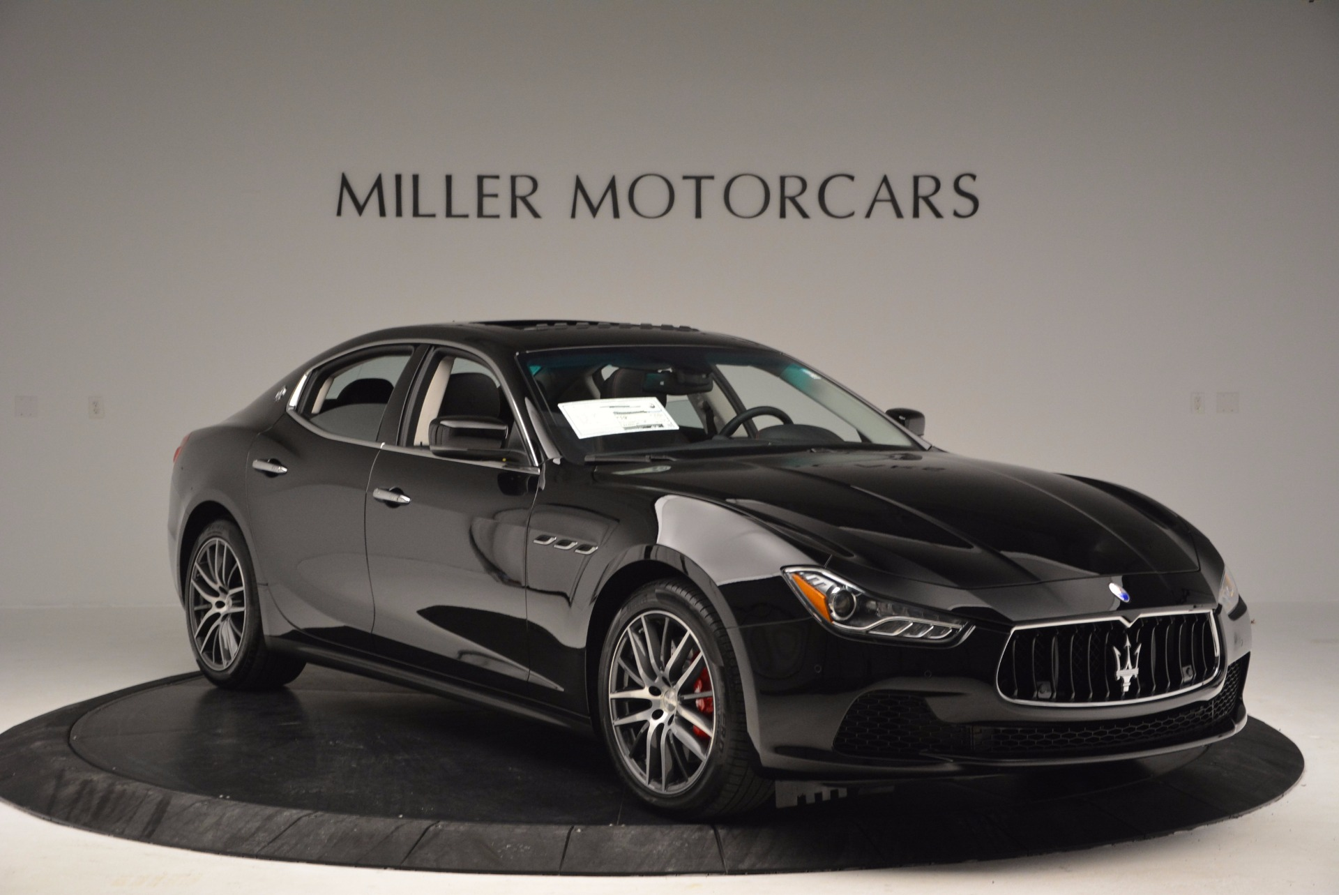 New 2017 Maserati Ghibli S Q4 For Sale In Westport, CT 1038_p10