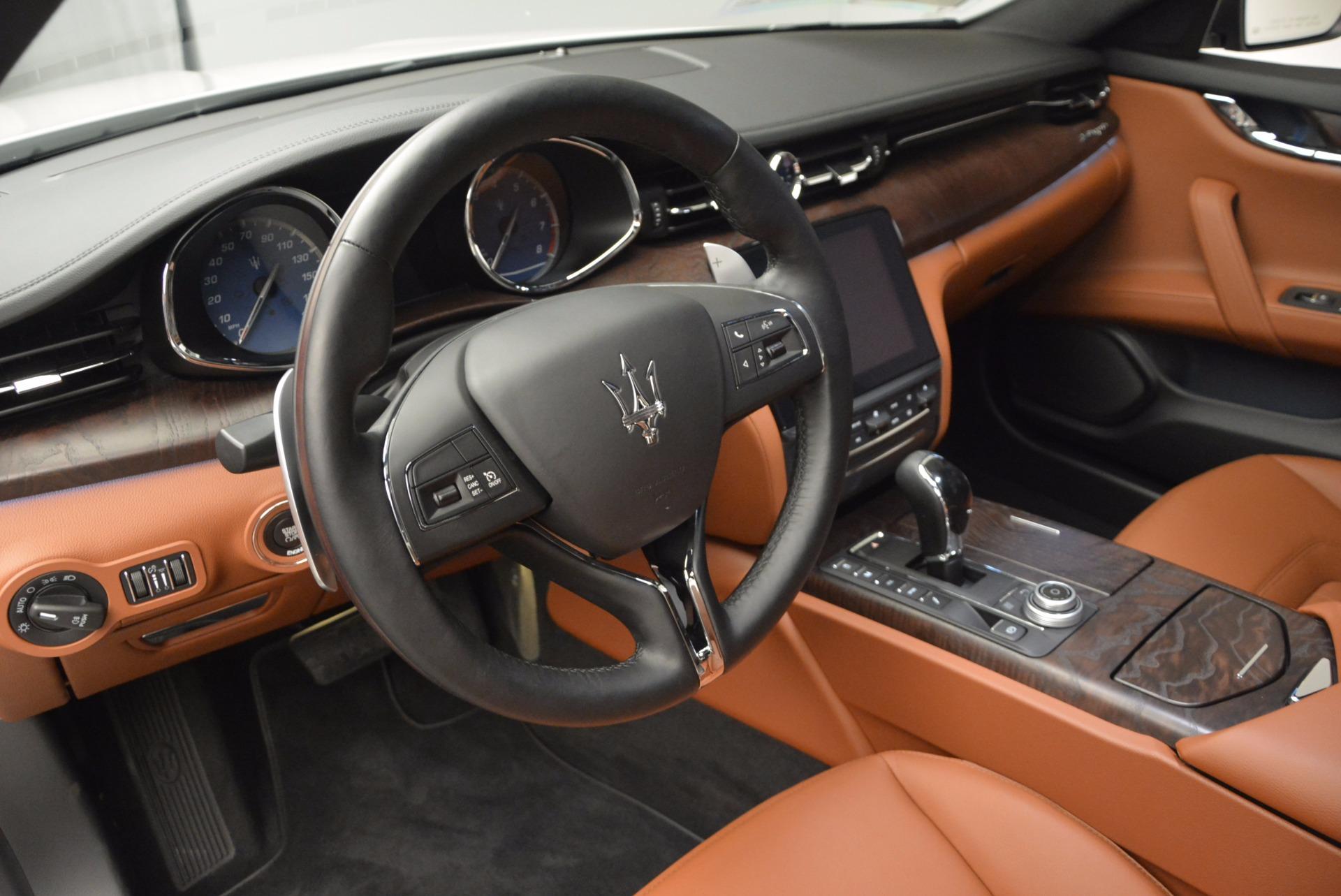 New 2017 Maserati Quattroporte S Q4 For Sale In Westport, CT 1039_p15
