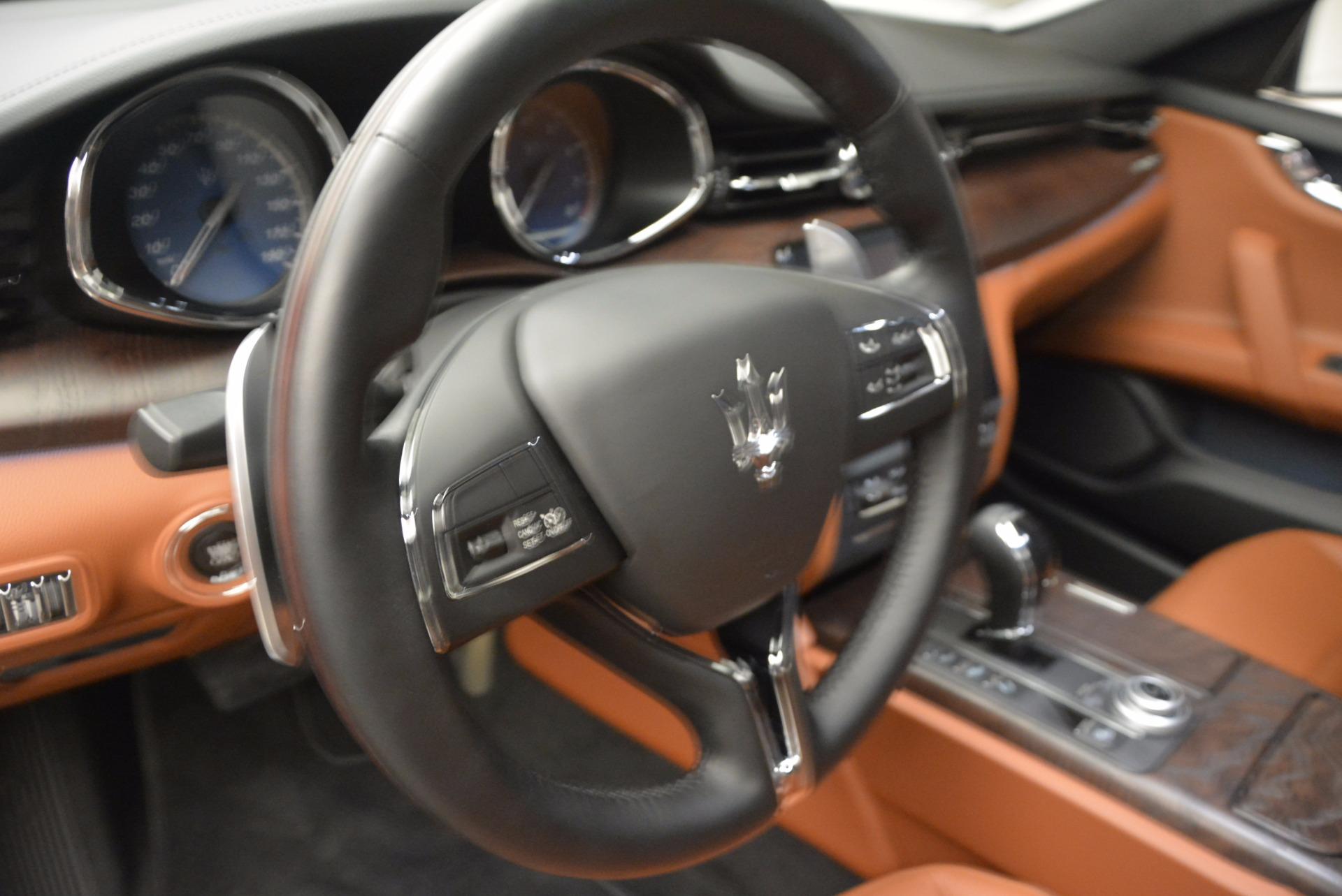 New 2017 Maserati Quattroporte S Q4 For Sale In Westport, CT 1039_p16