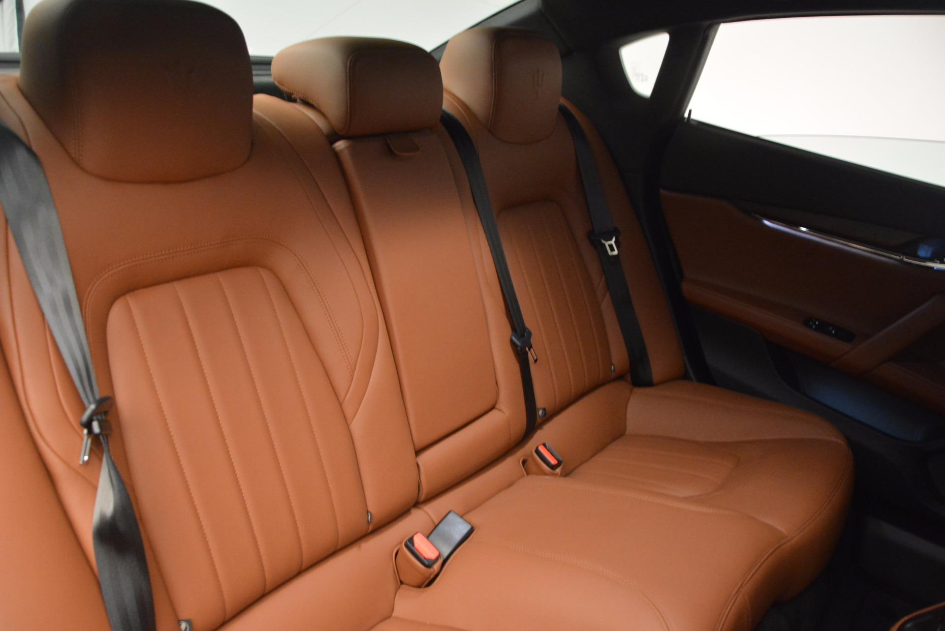New 2017 Maserati Quattroporte S Q4 For Sale In Westport, CT 1039_p23