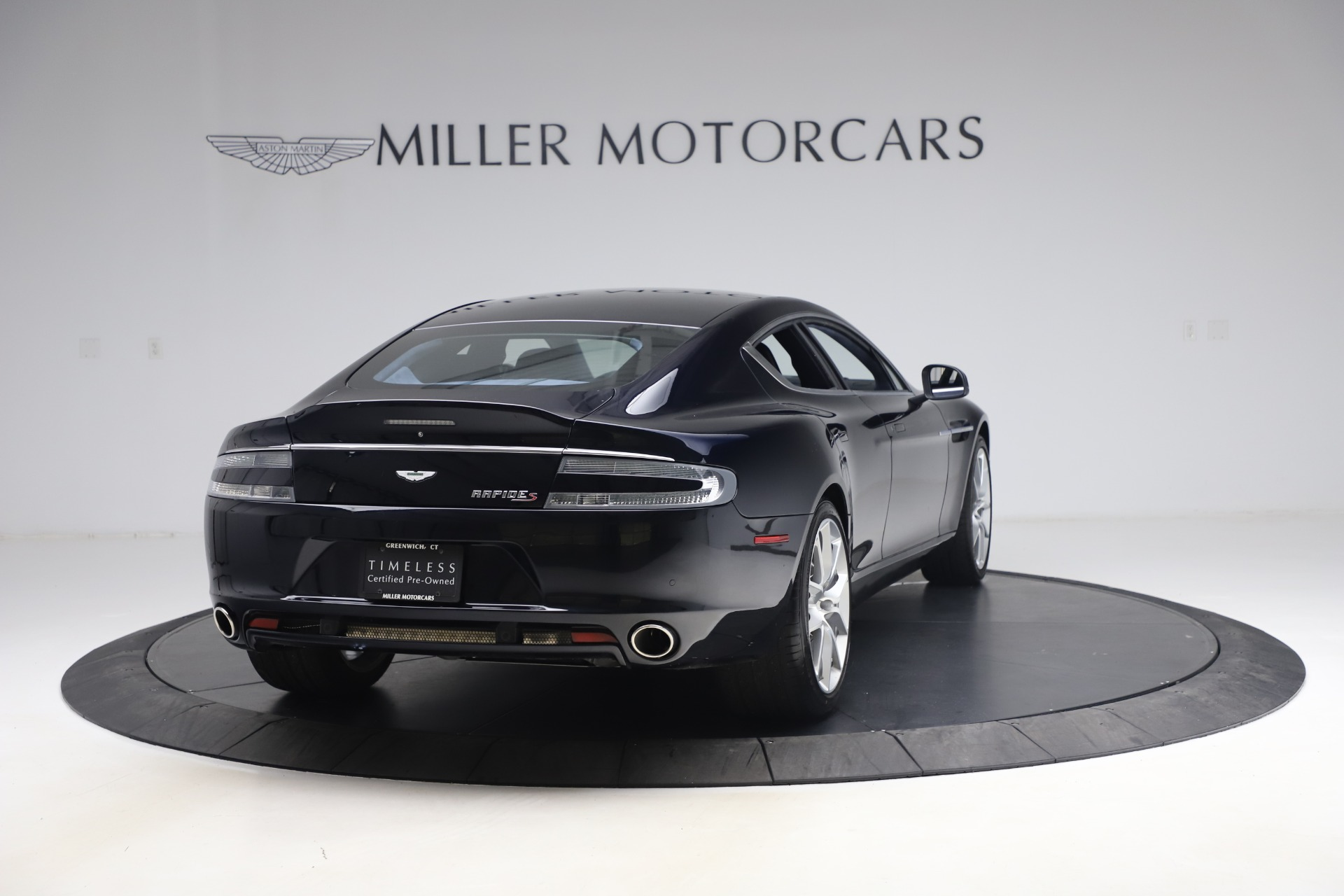 New 2016 Aston Martin Rapide S Base For Sale In Westport, CT 104_p6