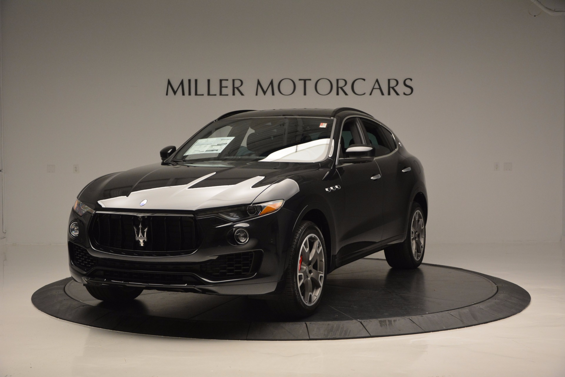 New 2017 Maserati Levante  For Sale In Westport, CT 1040_main