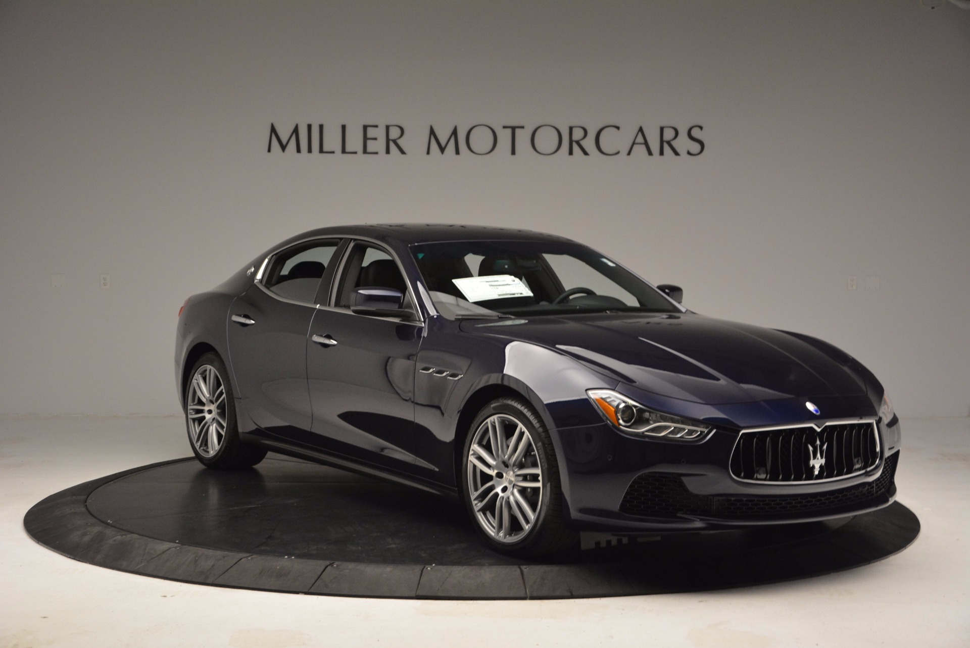 New 2017 Maserati Ghibli S Q4 For Sale In Westport, CT 1041_p11