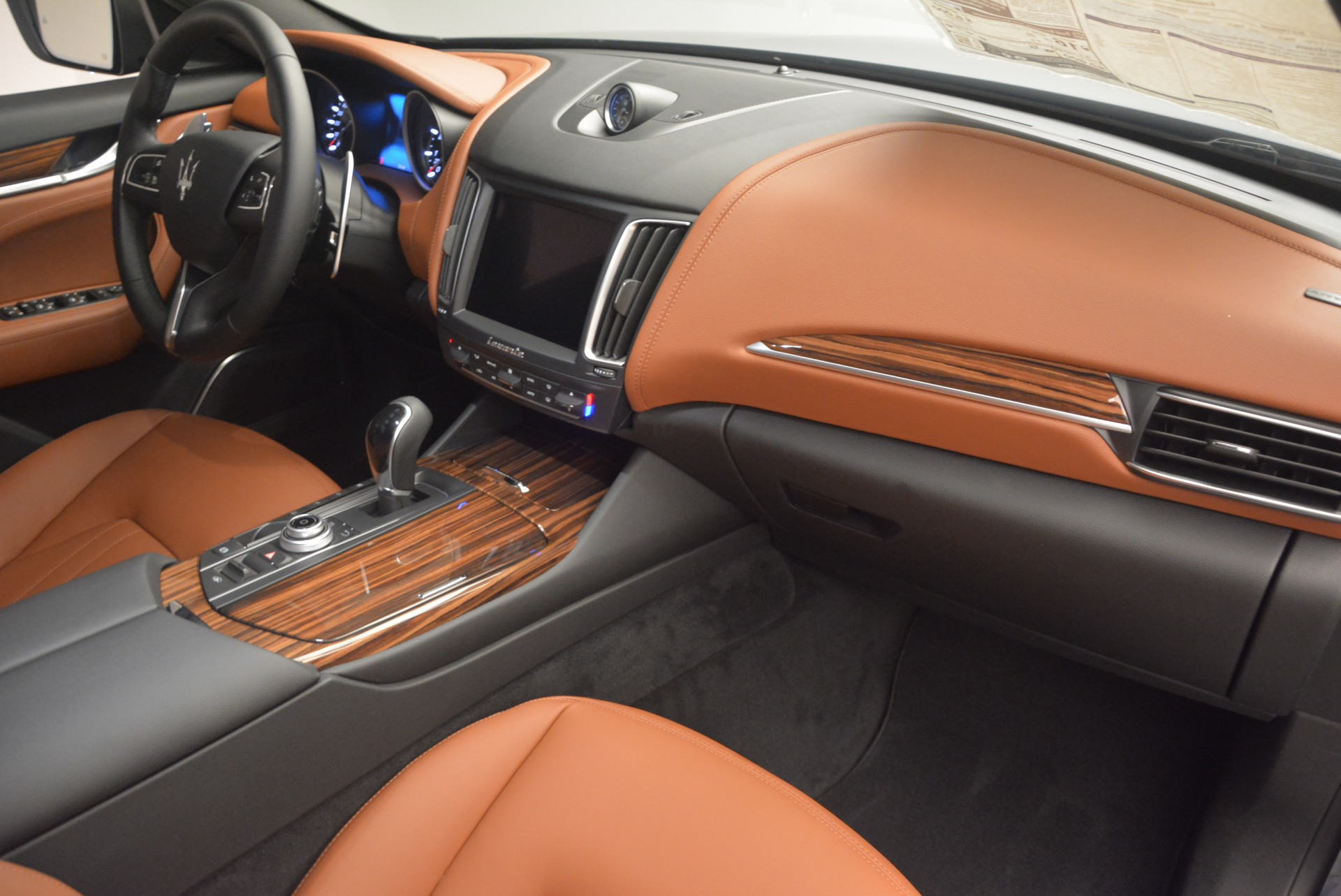 New 2017 Maserati Levante  For Sale In Westport, CT 1045_p23