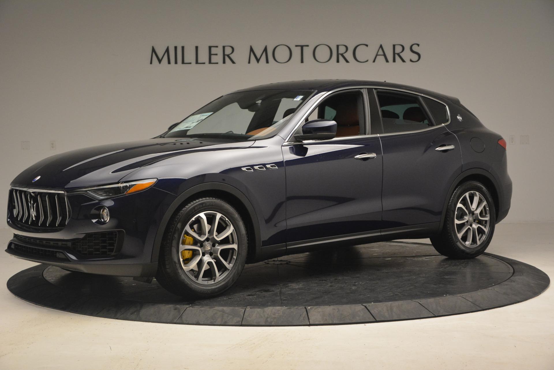 New 2017 Maserati Levante  For Sale In Westport, CT 1045_p2