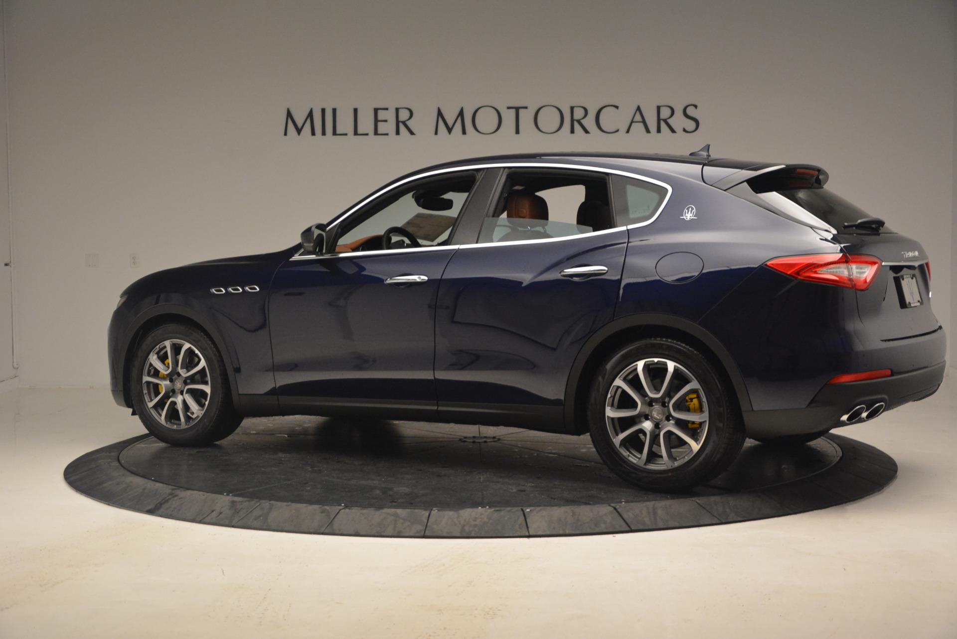 New 2017 Maserati Levante  For Sale In Westport, CT 1045_p4