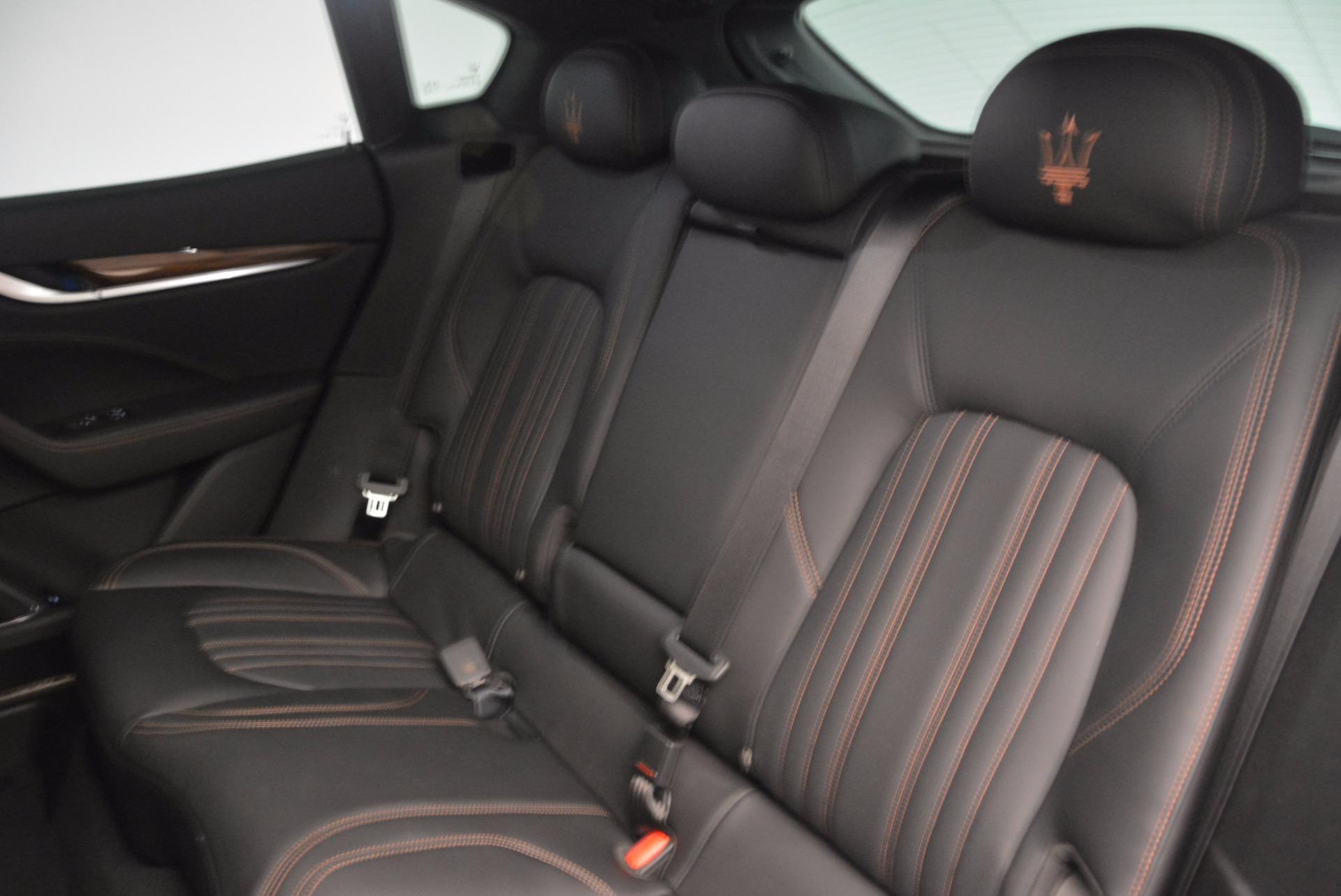 New 2017 Maserati Levante  For Sale In Westport, CT 1047_p17