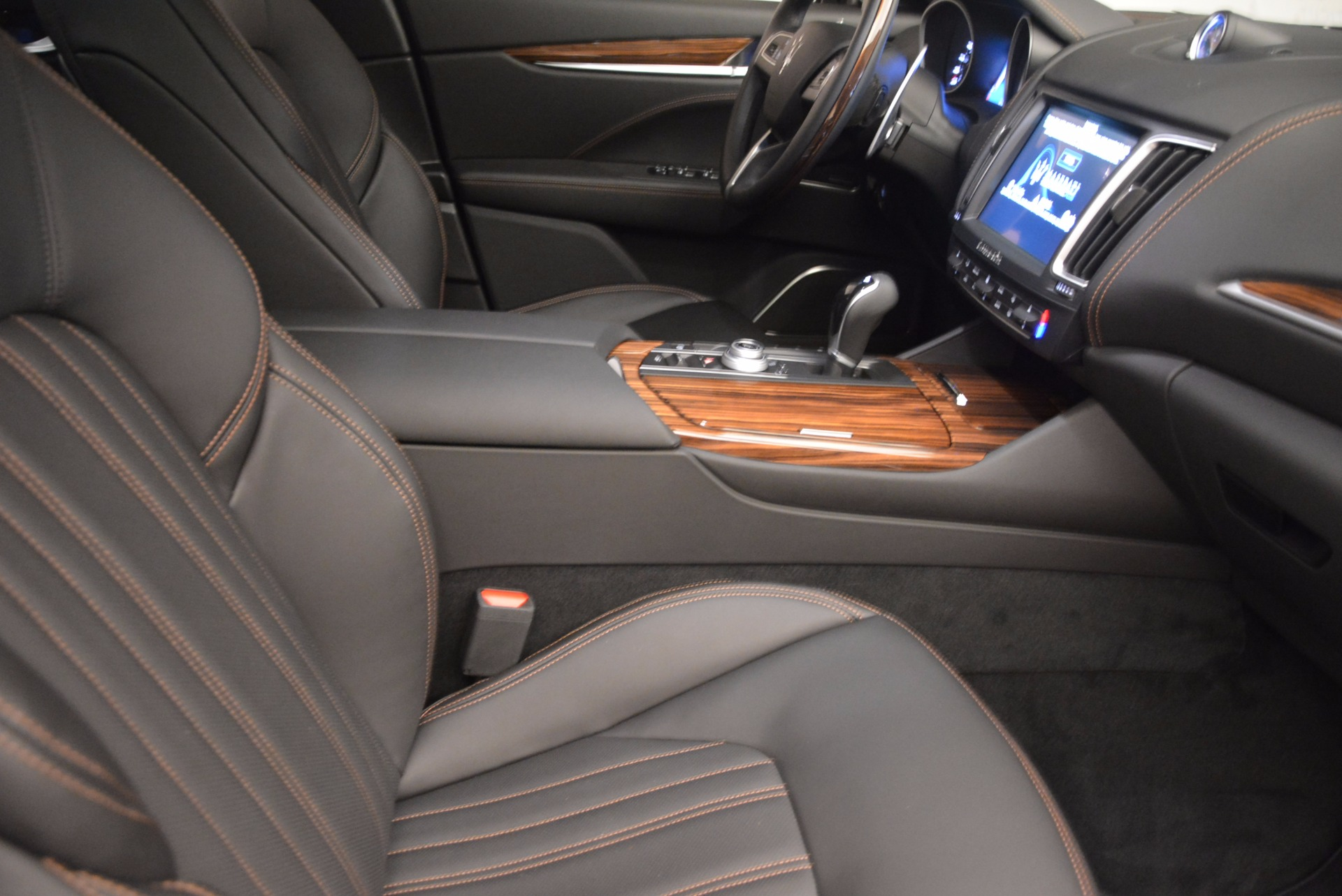 New 2017 Maserati Levante  For Sale In Westport, CT 1047_p20