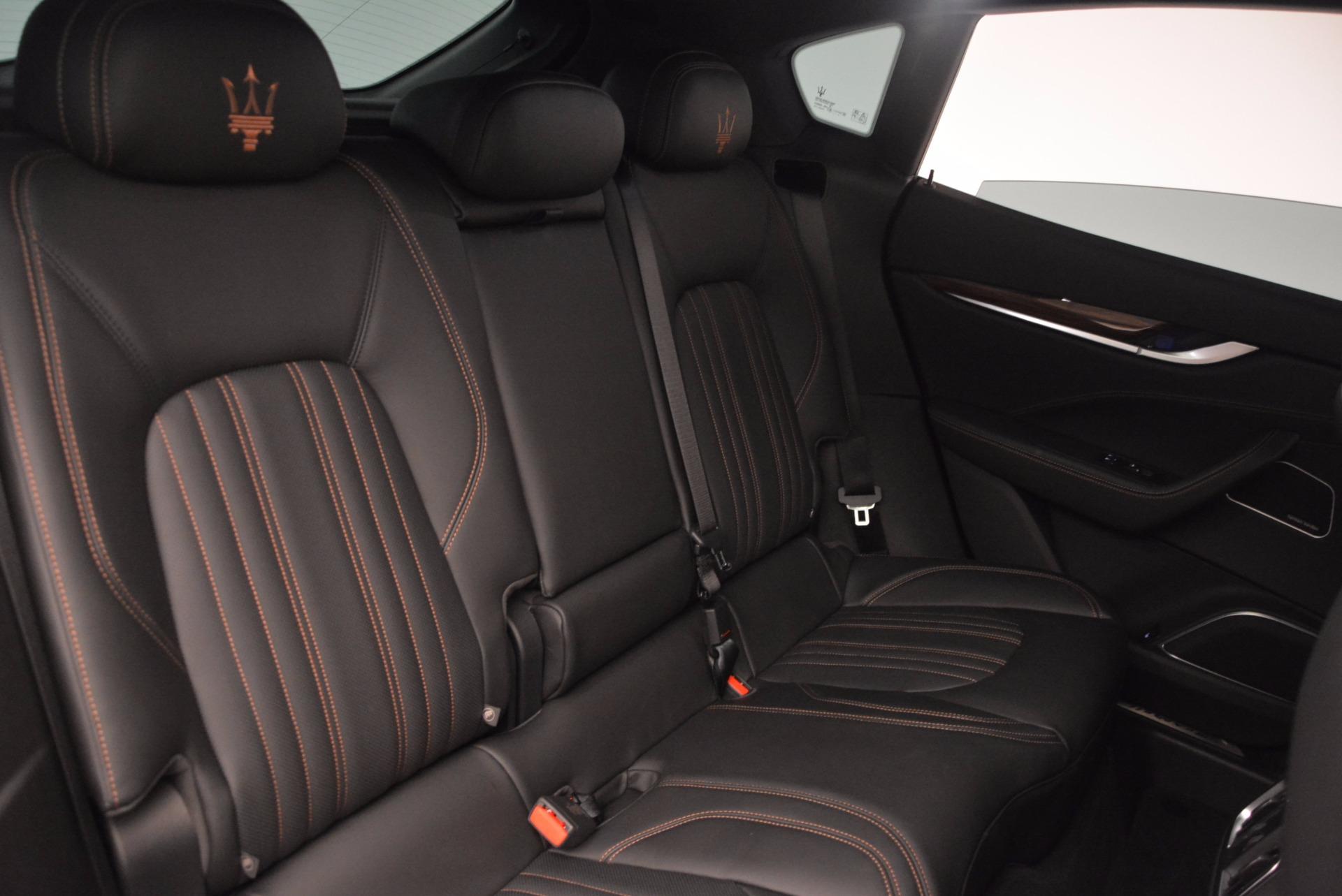 New 2017 Maserati Levante  For Sale In Westport, CT 1047_p22