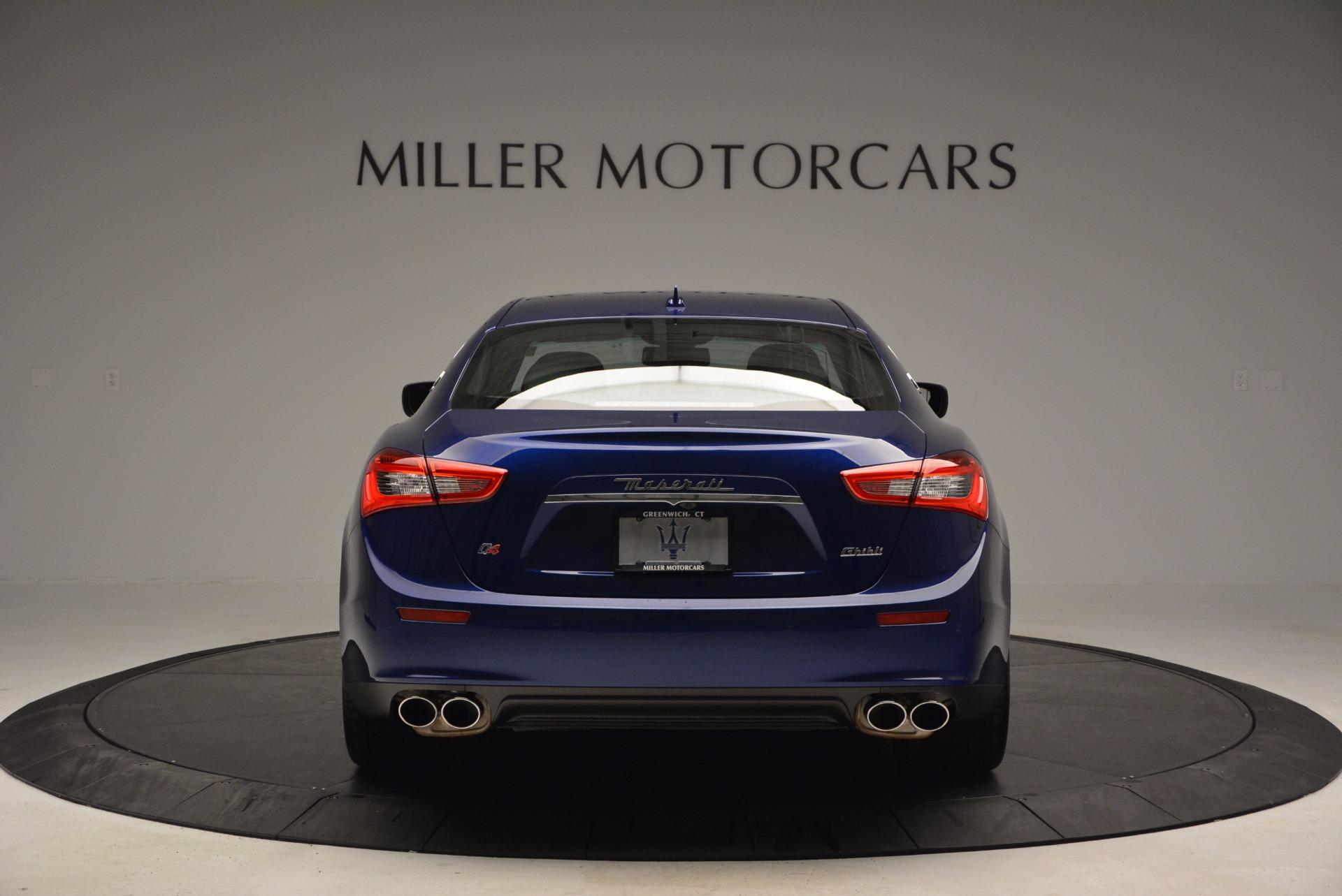 New 2017 Maserati Ghibli S Q4 For Sale In Westport, CT 1049_p6