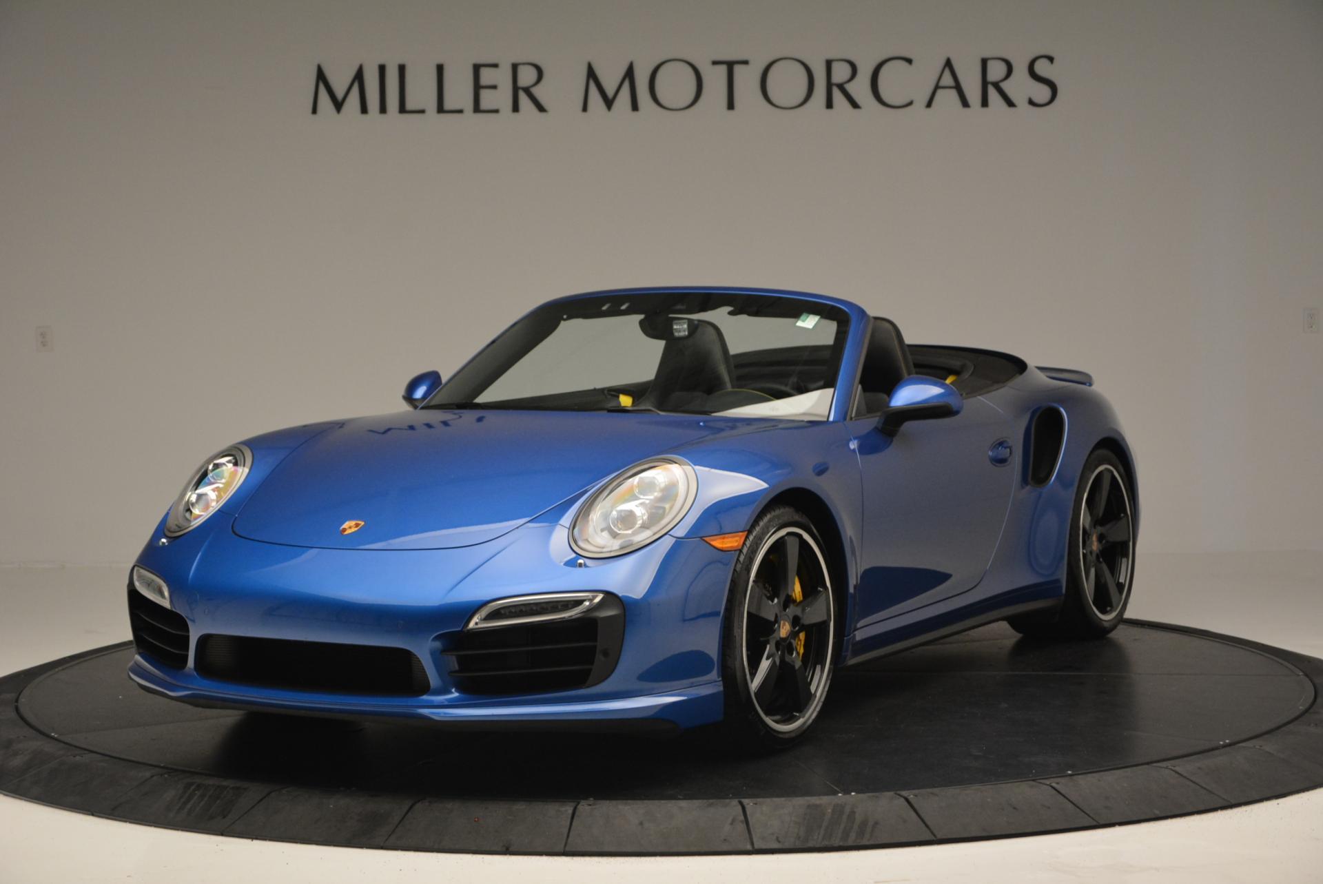Used 2014 Porsche 911 Turbo S For Sale In Westport, CT 105_main