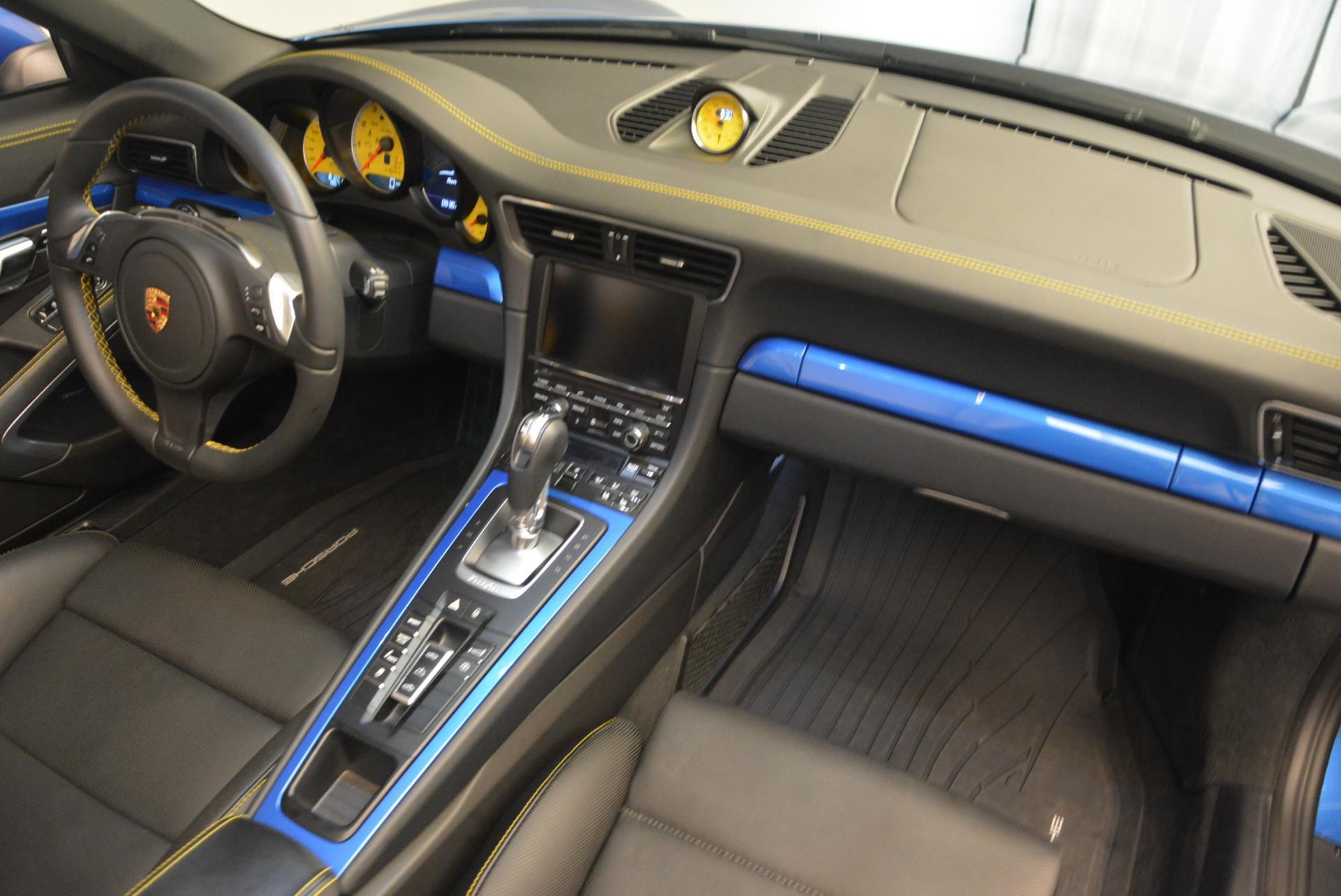 Used 2014 Porsche 911 Turbo S For Sale In Westport, CT 105_p24