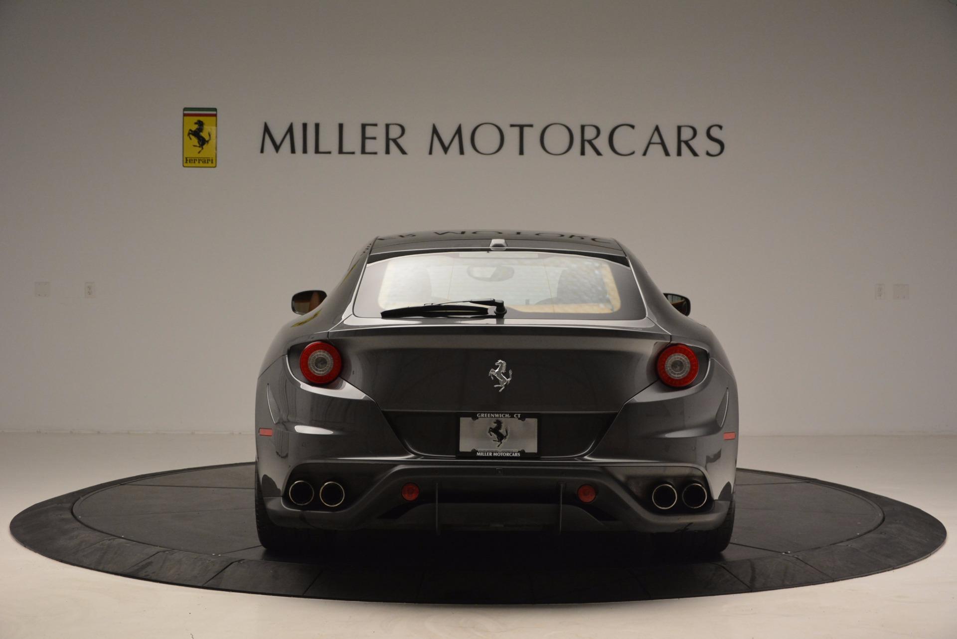 Used 2014 Ferrari FF  For Sale In Westport, CT 1051_p6