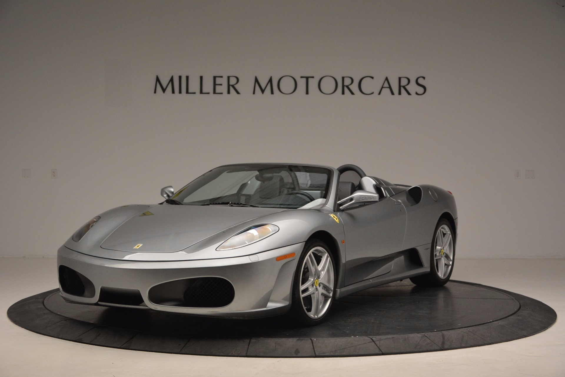 Used 2007 Ferrari F430 Spider For Sale In Westport, CT 1052_main