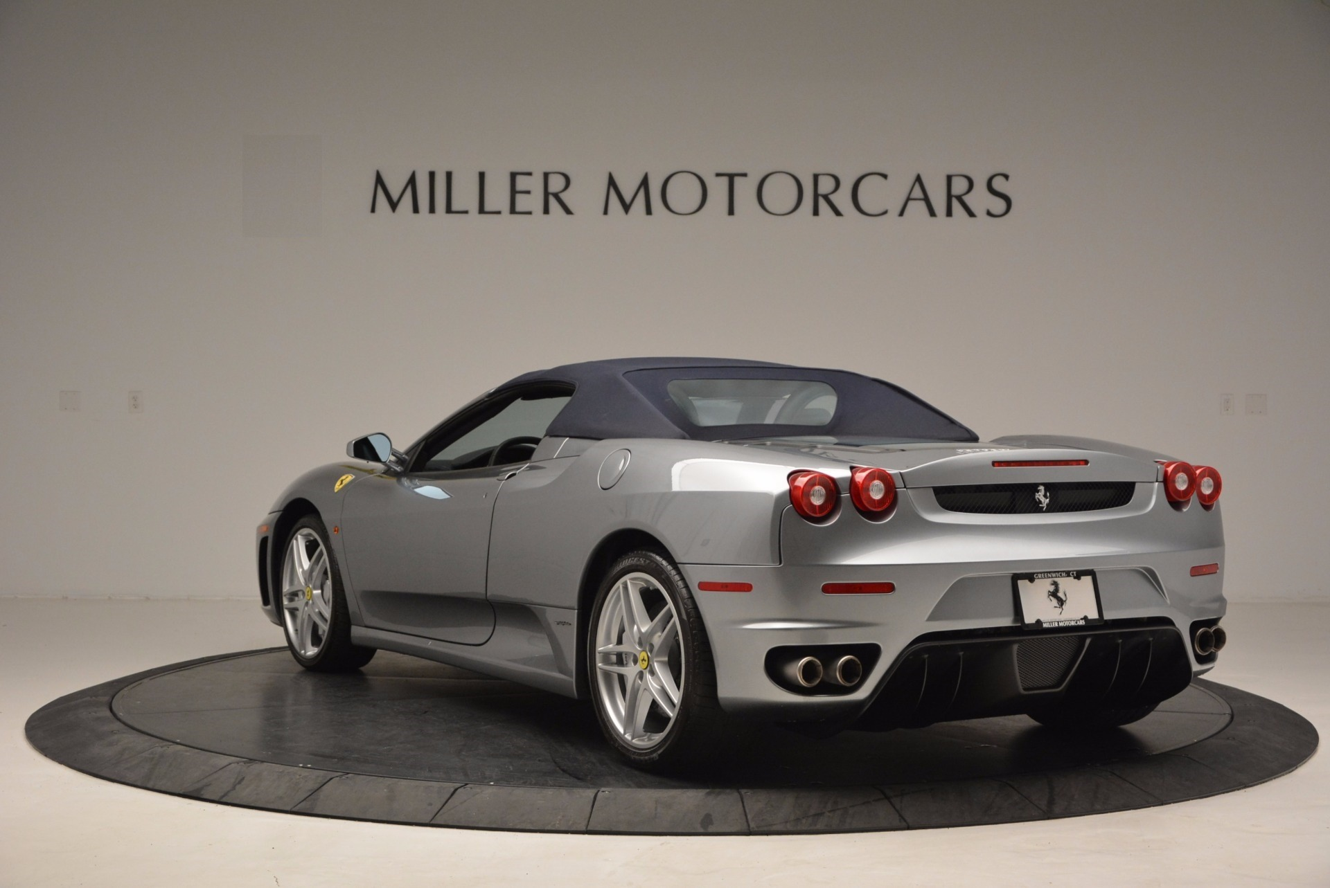 Used 2007 Ferrari F430 Spider For Sale In Westport, CT 1052_p17