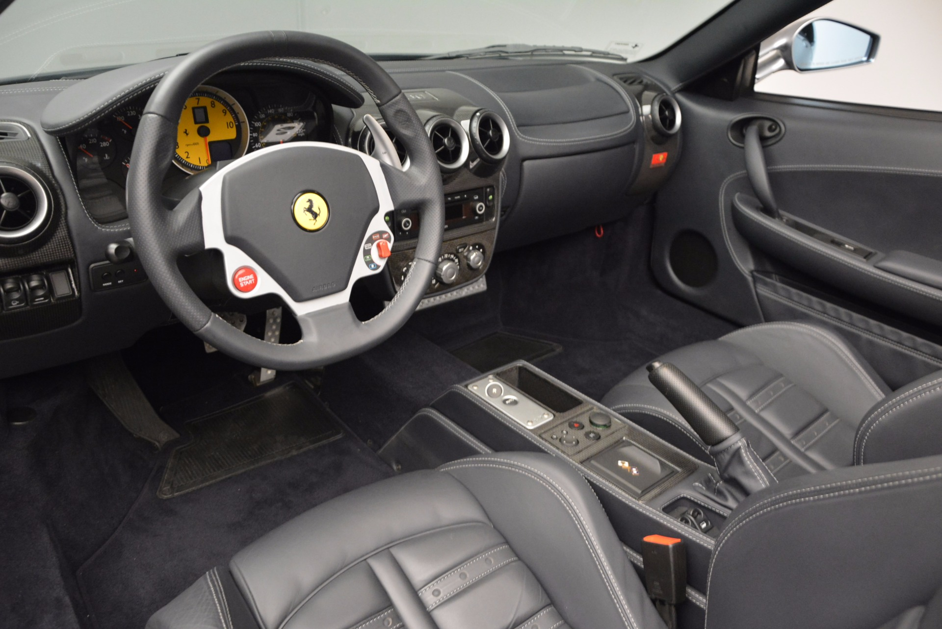 Used 2007 Ferrari F430 Spider For Sale In Westport, CT 1052_p25