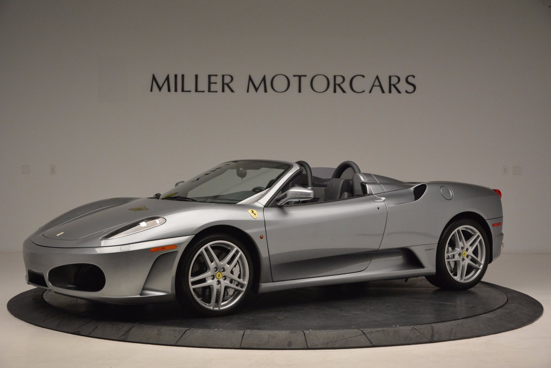 Used 2007 Ferrari F430 Spider For Sale In Westport, CT 1052_p2