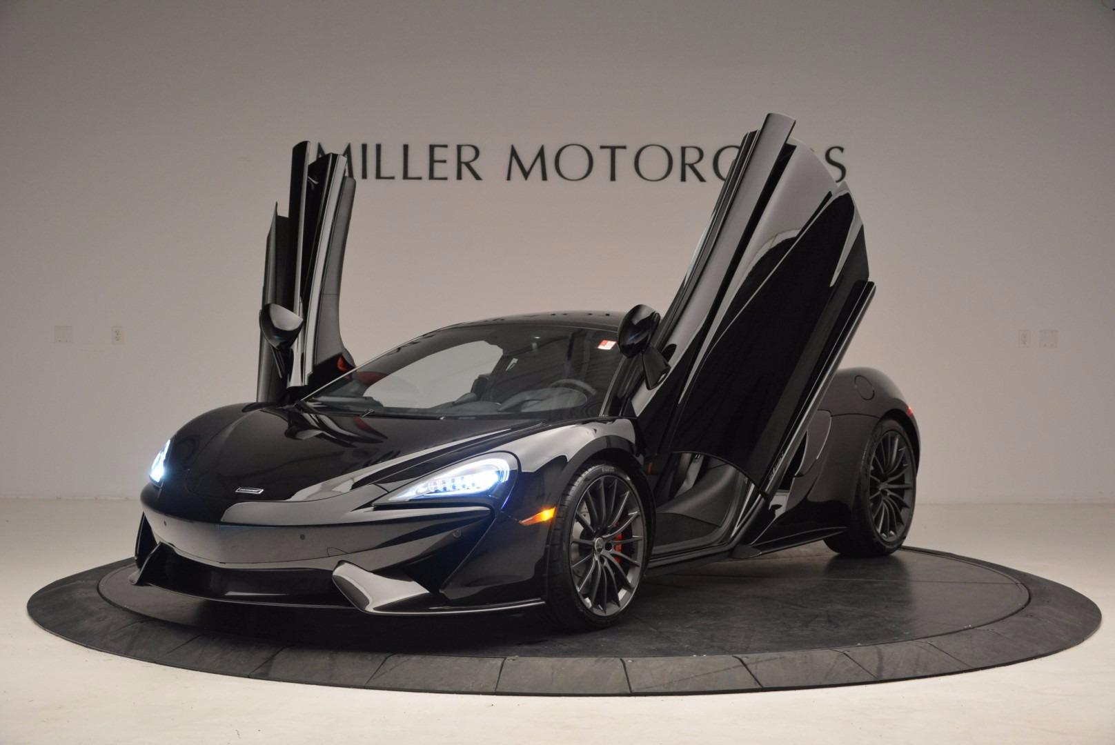 Used 2017 McLaren 570GT  For Sale In Westport, CT 1055_p13