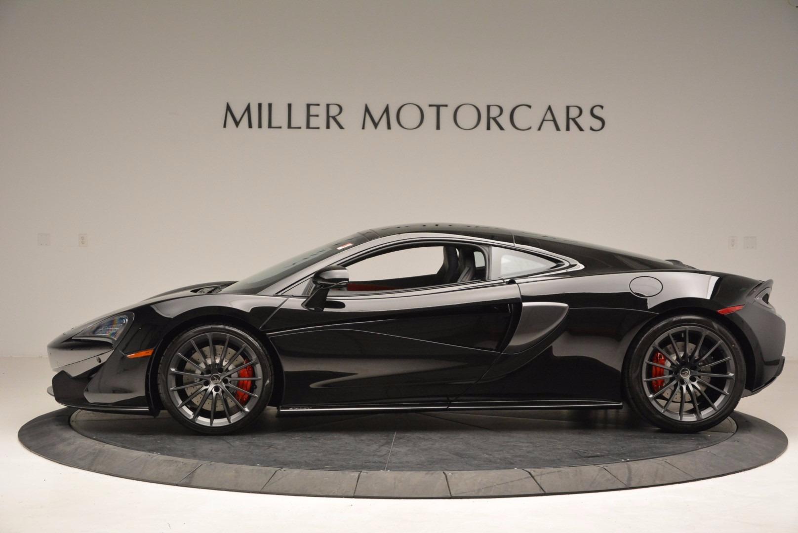 Used 2017 McLaren 570GT  For Sale In Westport, CT 1055_p3