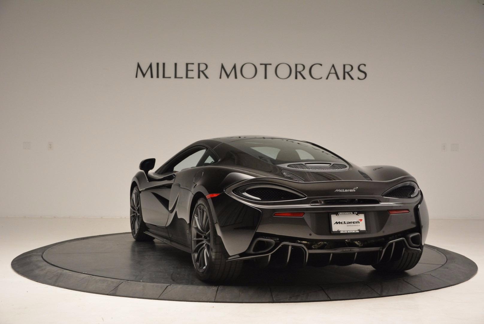 Used 2017 McLaren 570GT  For Sale In Westport, CT 1055_p5