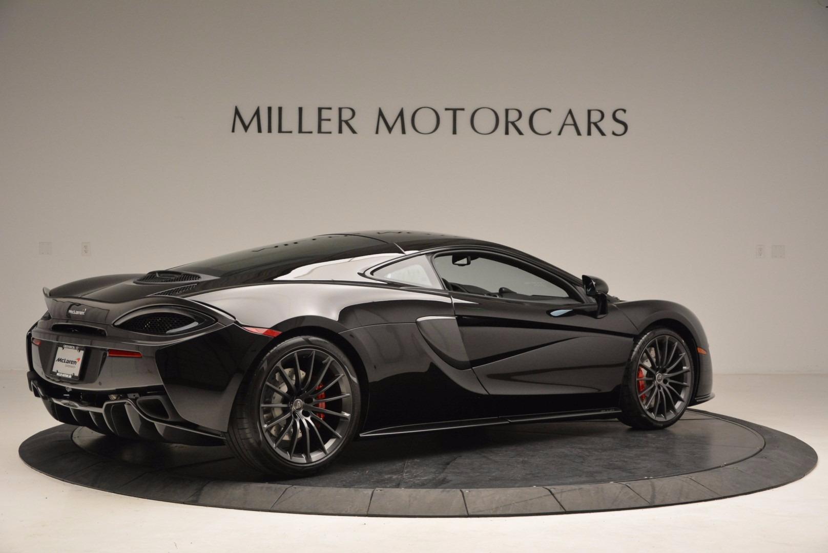 Used 2017 McLaren 570GT  For Sale In Westport, CT 1055_p8