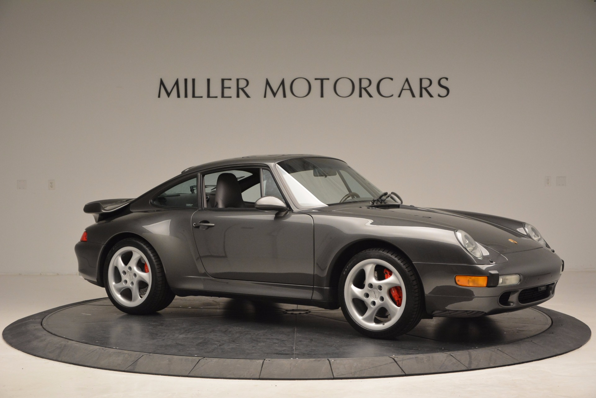 Used 1996 Porsche 911 Turbo For Sale In Westport, CT 1058_p10