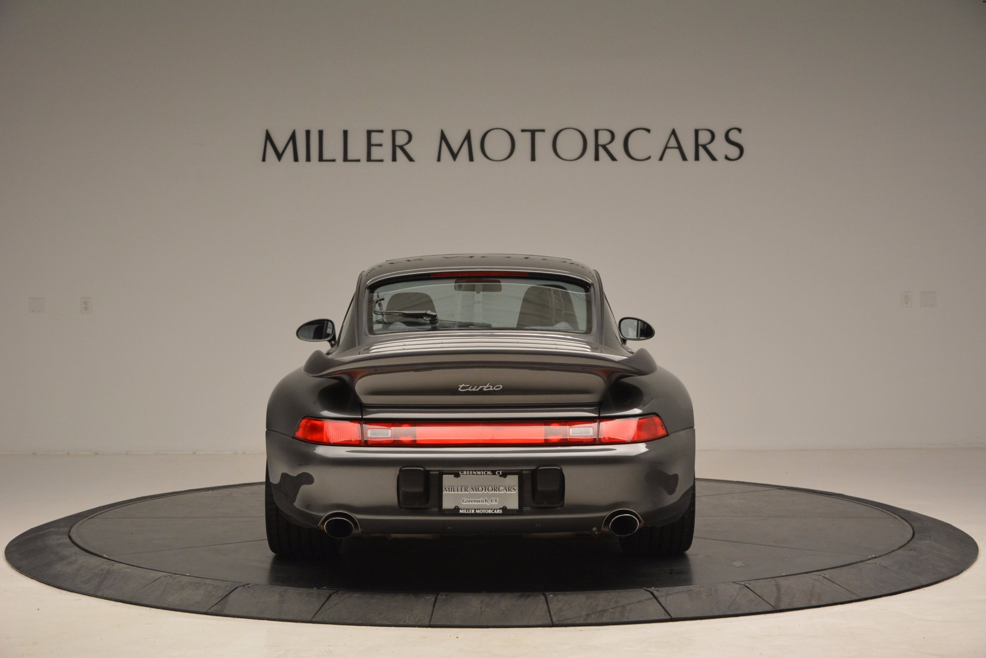 Used 1996 Porsche 911 Turbo For Sale In Westport, CT 1058_p6