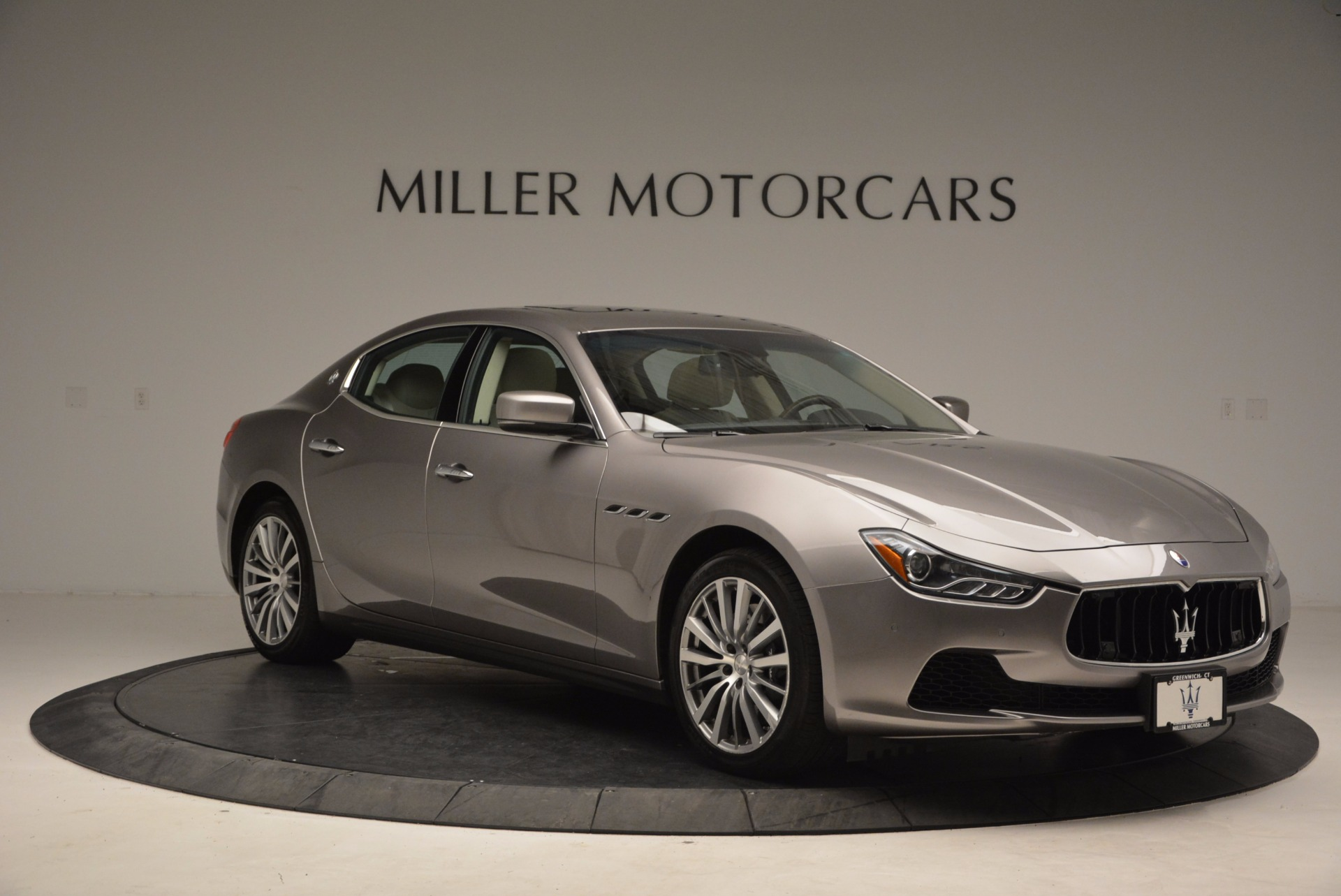 Used 2015 Maserati Ghibli S Q4 For Sale In Westport, CT 1059_p11