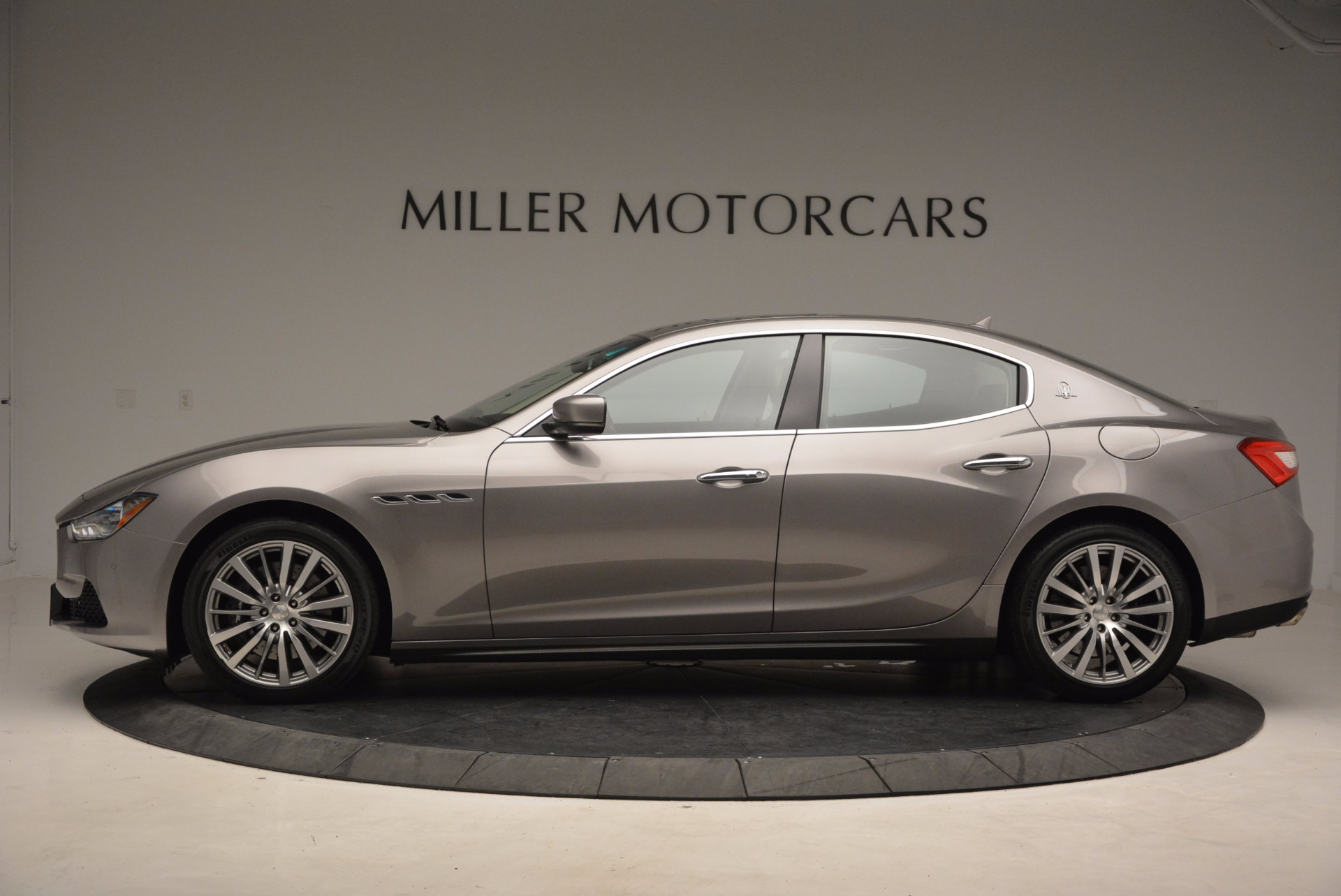 Used 2015 Maserati Ghibli S Q4 For Sale In Westport, CT 1059_p3