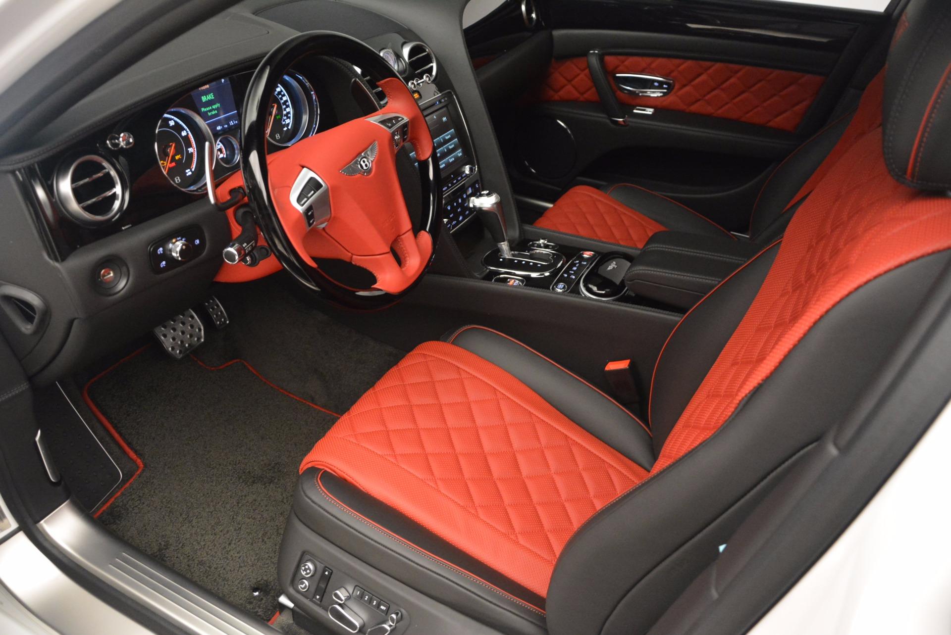 New 2017 Bentley Flying Spur V8 S For Sale In Westport, CT 1060_p26