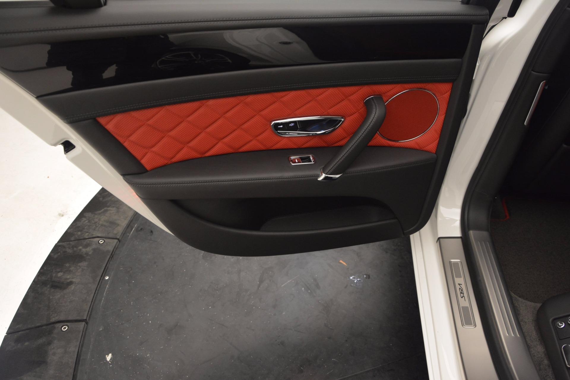 New 2017 Bentley Flying Spur V8 S For Sale In Westport, CT 1060_p31