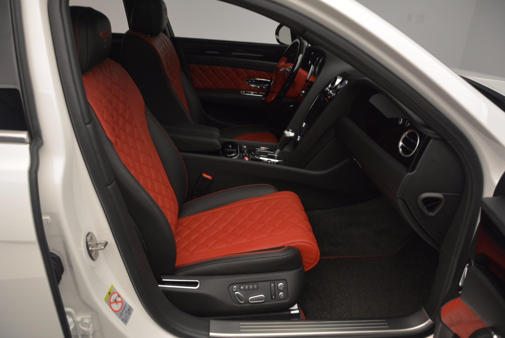 New 2017 Bentley Flying Spur V8 S For Sale In Westport, CT 1060_p38