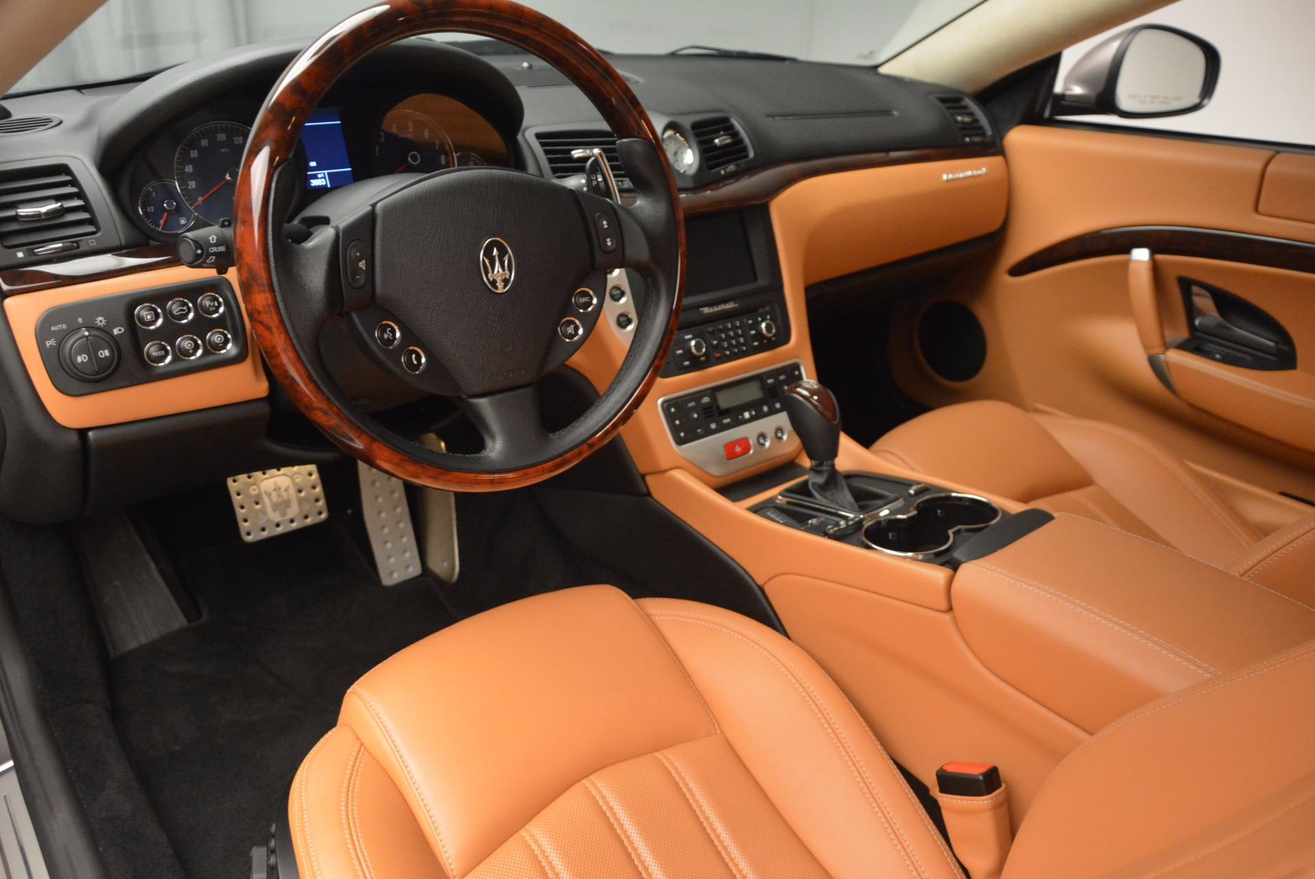 Used 2009 Maserati GranTurismo S For Sale In Westport, CT 1063_p13