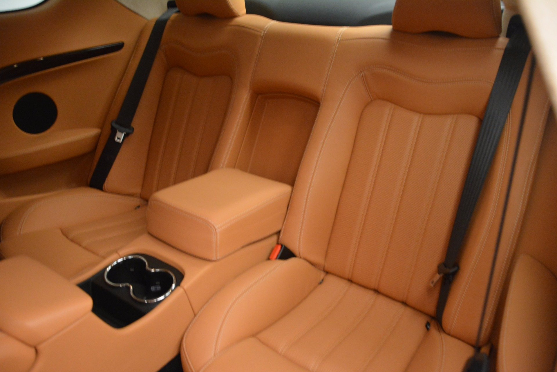Used 2009 Maserati GranTurismo S For Sale In Westport, CT 1063_p16