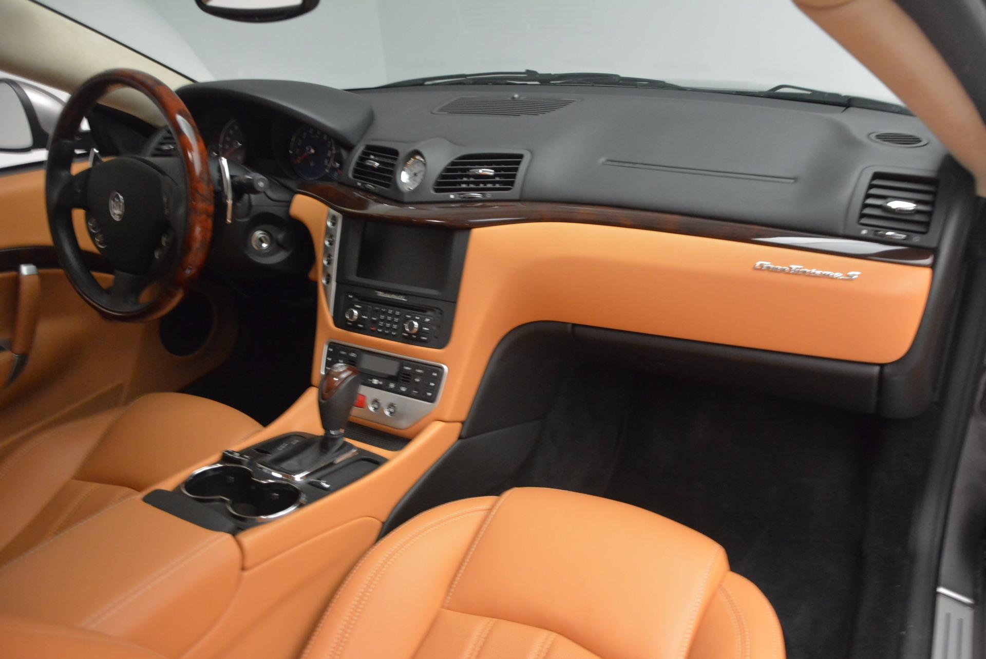 Used 2009 Maserati GranTurismo S For Sale In Westport, CT 1063_p17