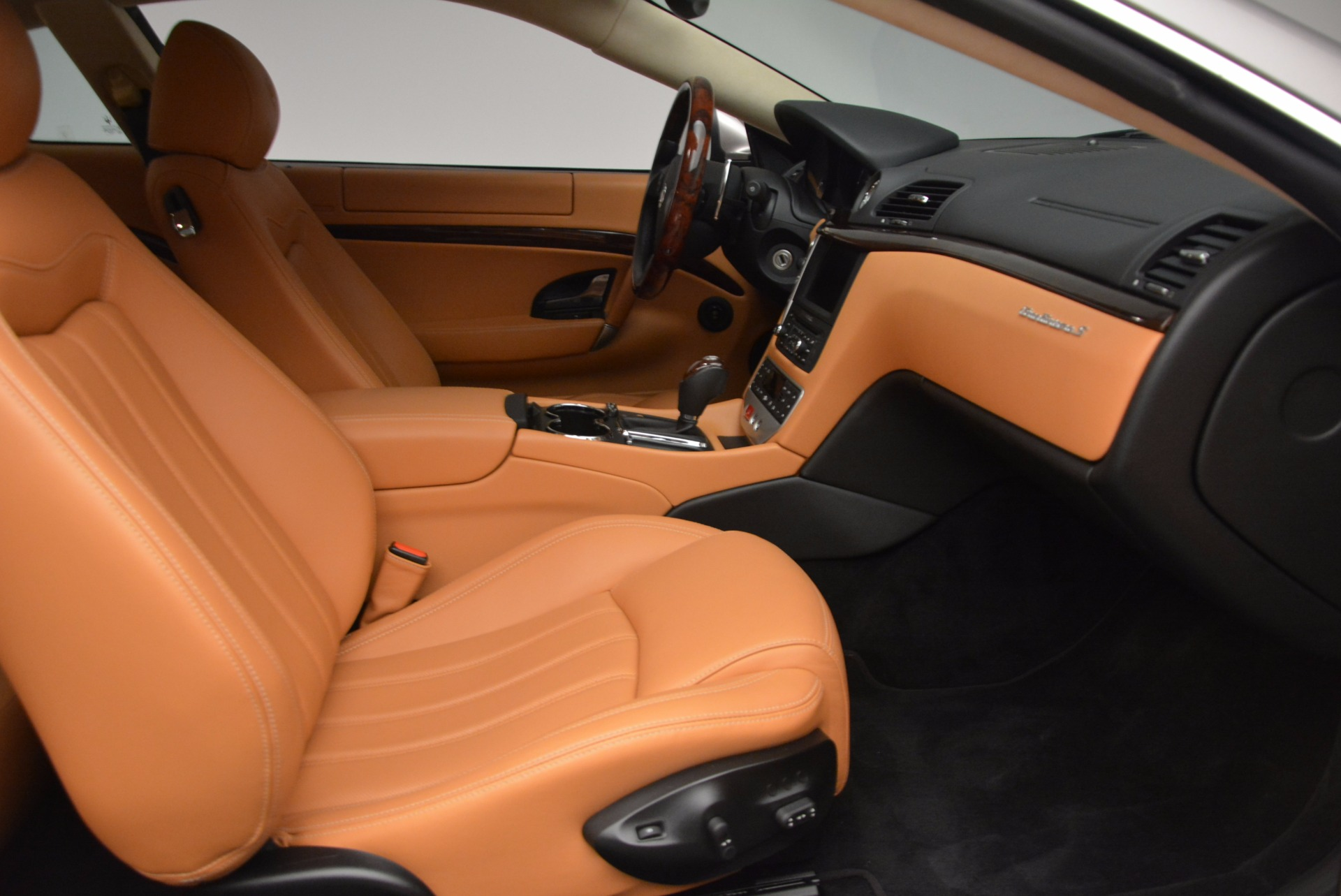 Used 2009 Maserati GranTurismo S For Sale In Westport, CT 1063_p18