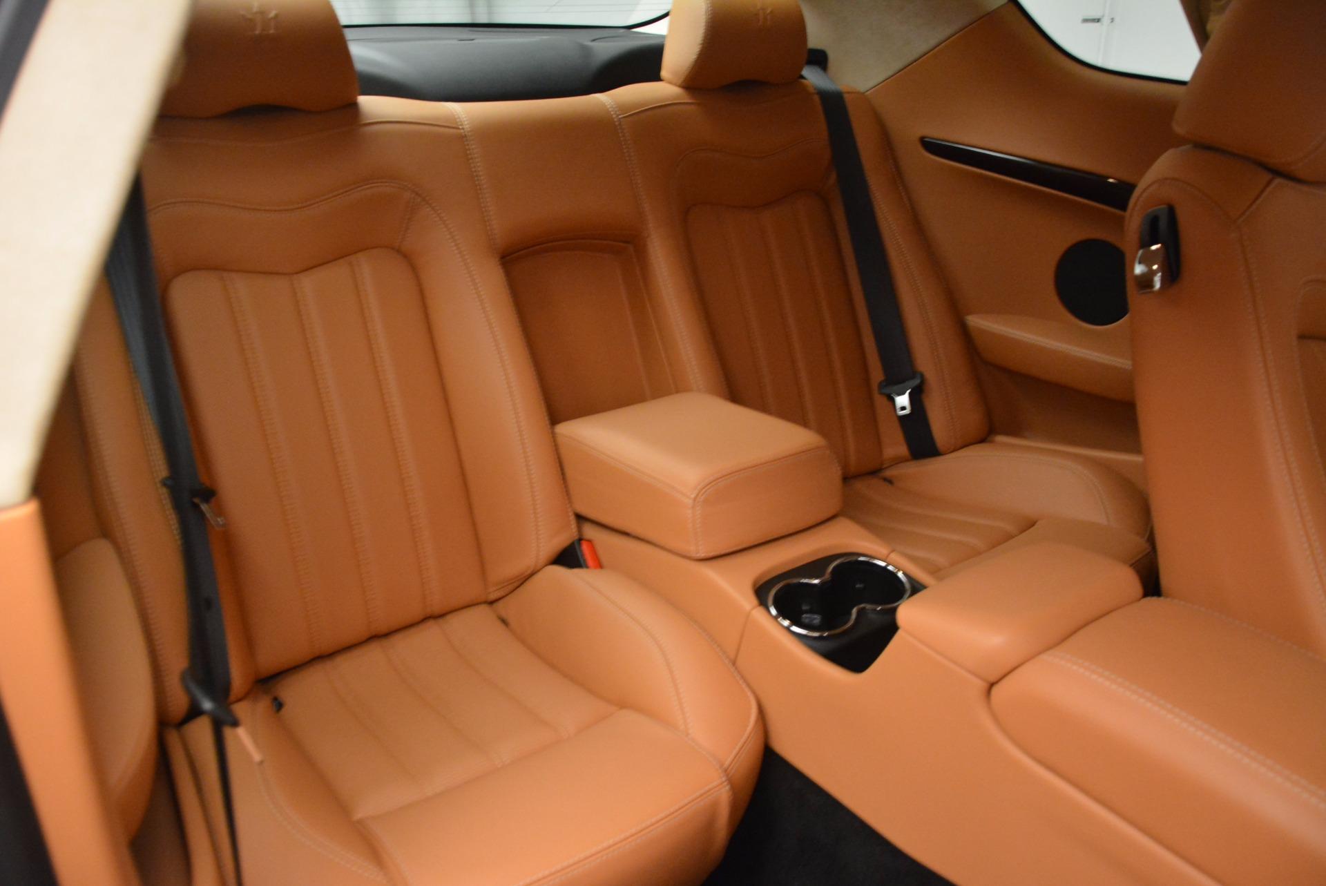 Used 2009 Maserati GranTurismo S For Sale In Westport, CT 1063_p20