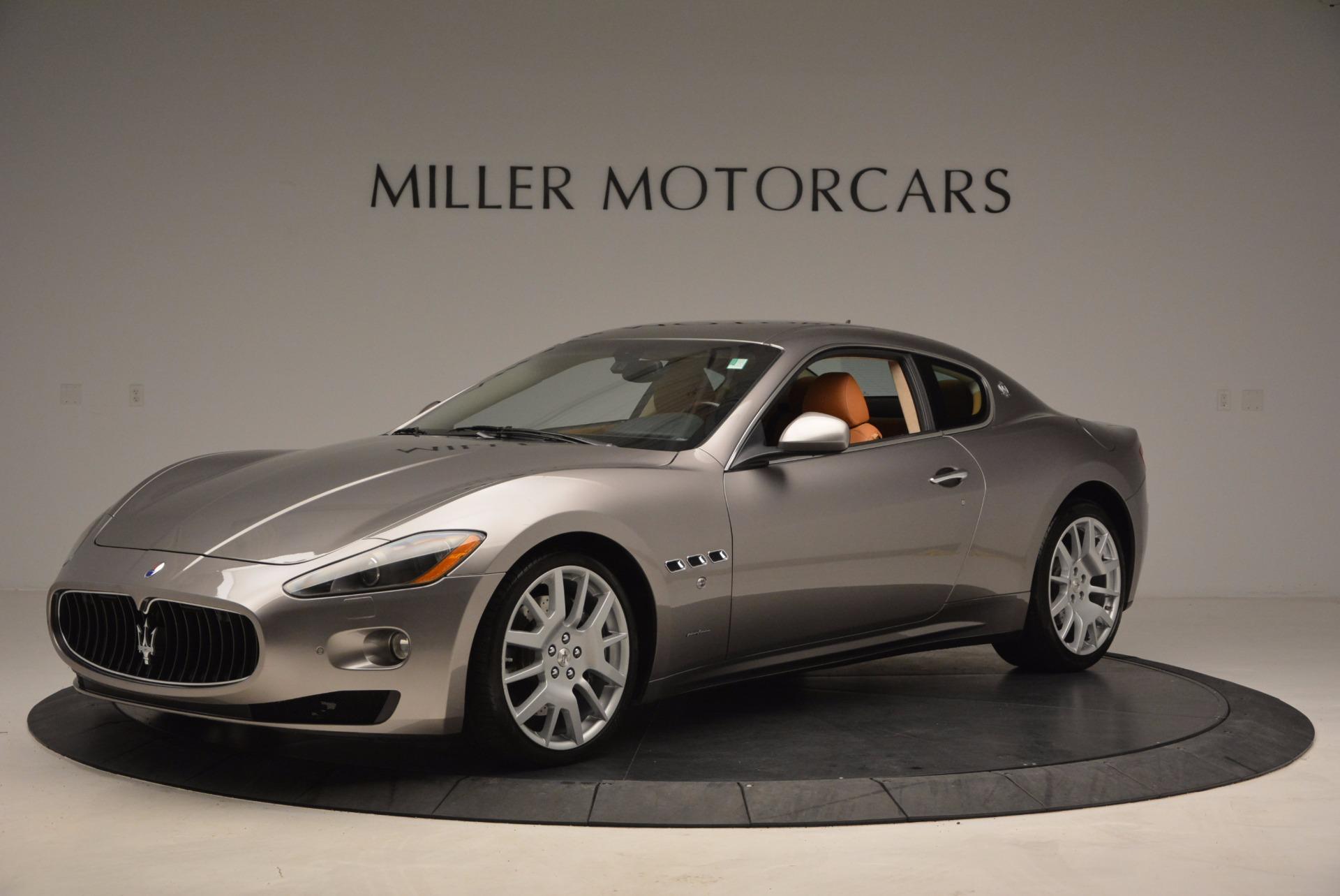 Used 2009 Maserati GranTurismo S For Sale In Westport, CT 1063_p2