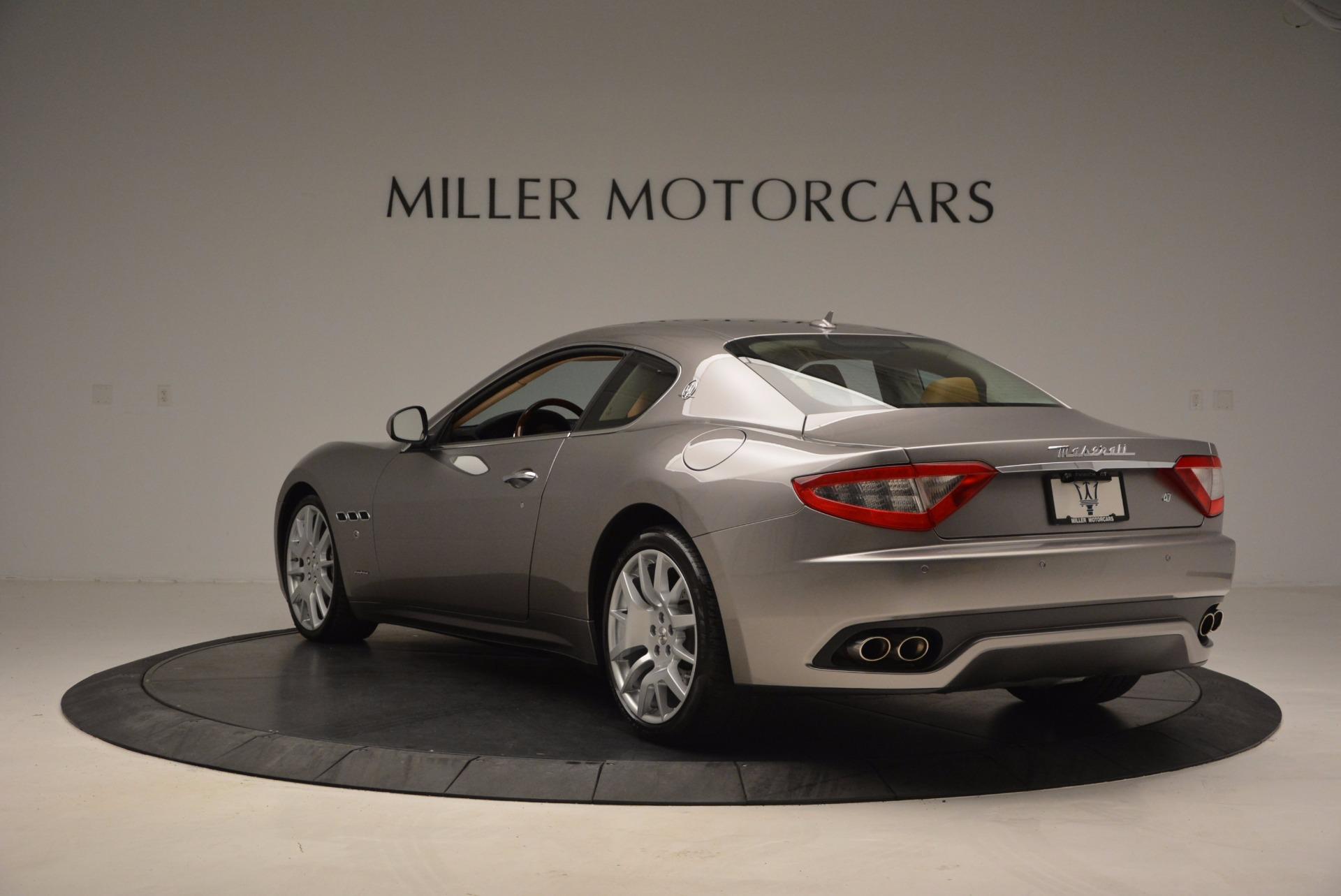 Used 2009 Maserati GranTurismo S For Sale In Westport, CT 1063_p5