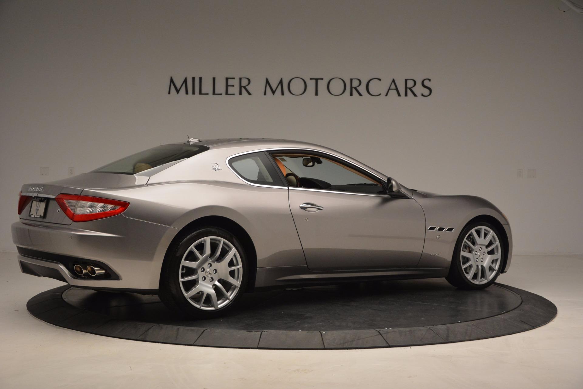Used 2009 Maserati GranTurismo S For Sale In Westport, CT 1063_p8